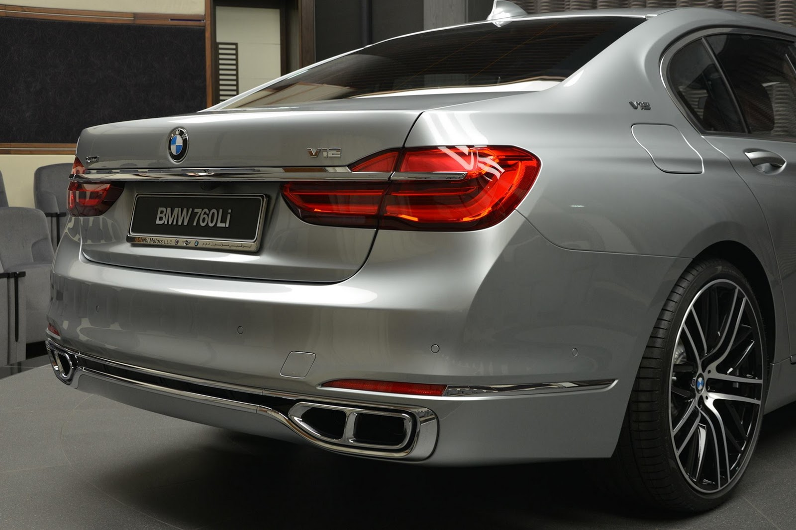 BMW 760Li xDrive V12 Pure Excellence Design (17)