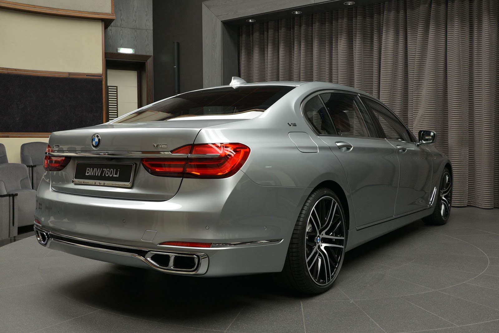 BMW 760Li xDrive V12 Pure Excellence Design (18)