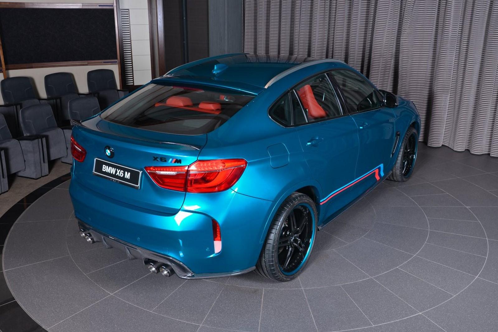 BMW Abu Dhabi X6M-14