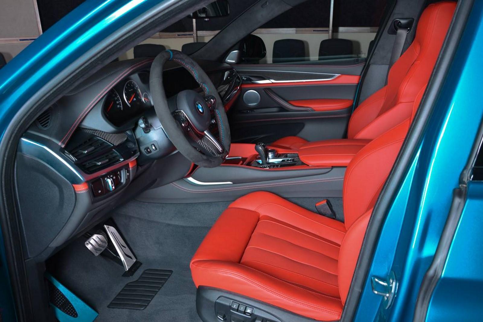 BMW Abu Dhabi X6M-15