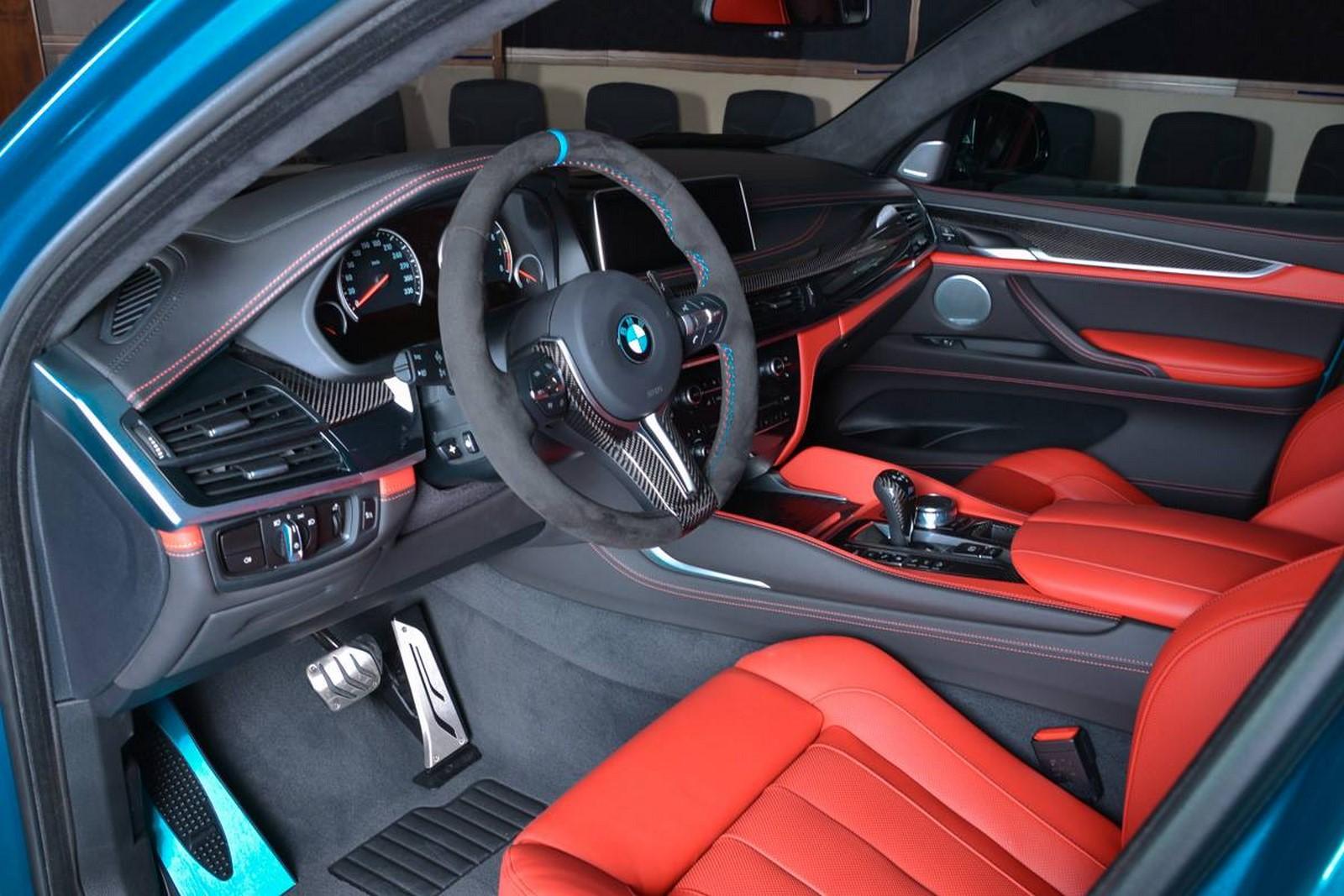 BMW Abu Dhabi X6M-16