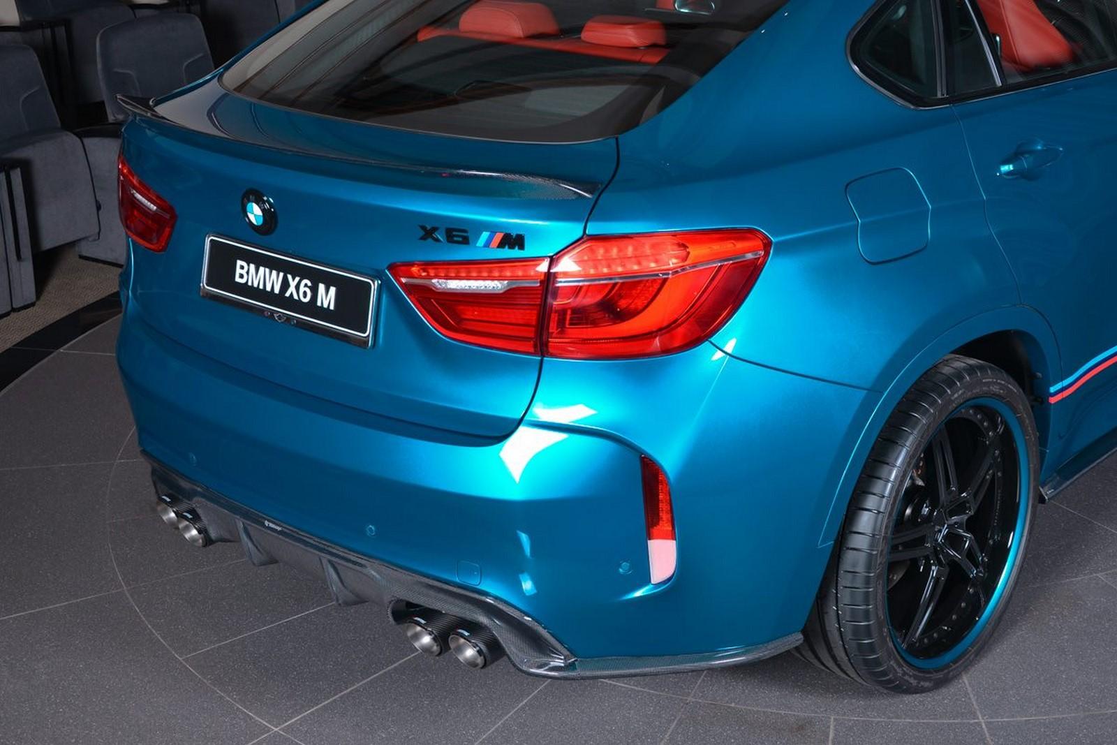 BMW Abu Dhabi X6M-24