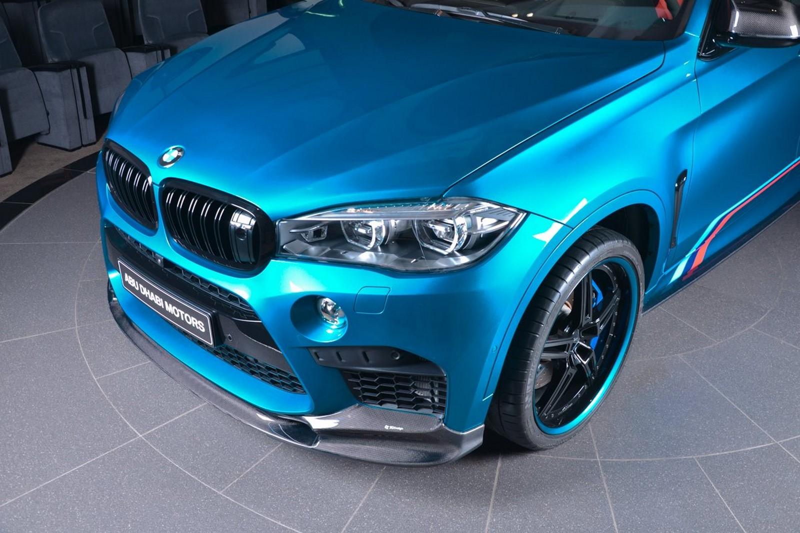 BMW Abu Dhabi X6M-3
