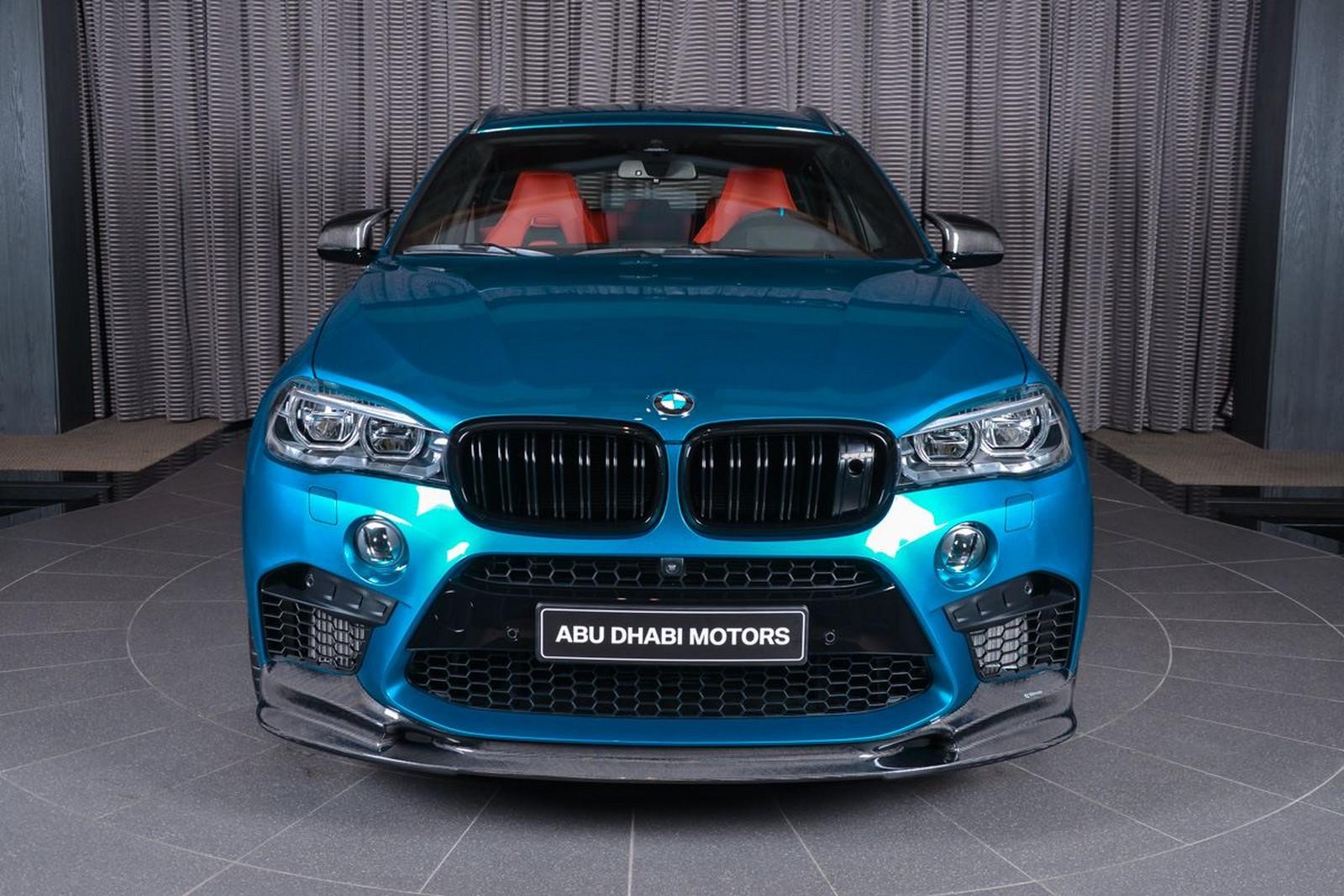 BMW Abu Dhabi X6M-4