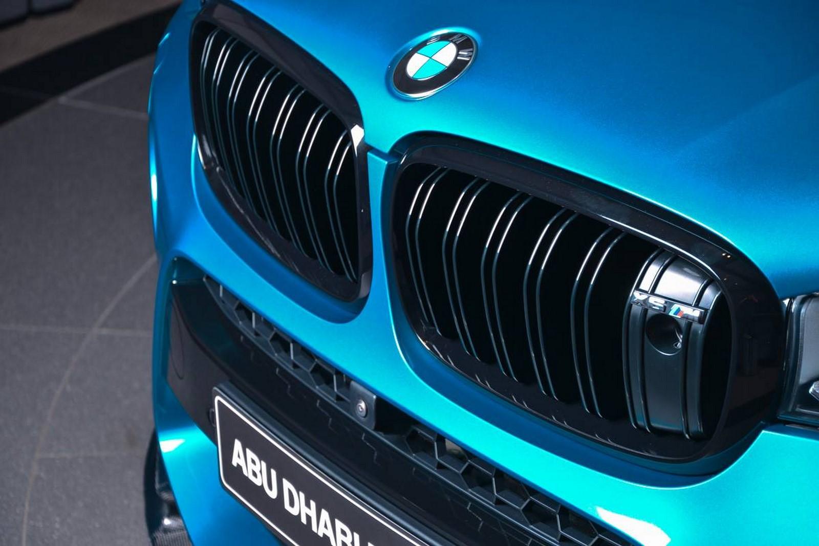 BMW Abu Dhabi X6M-7
