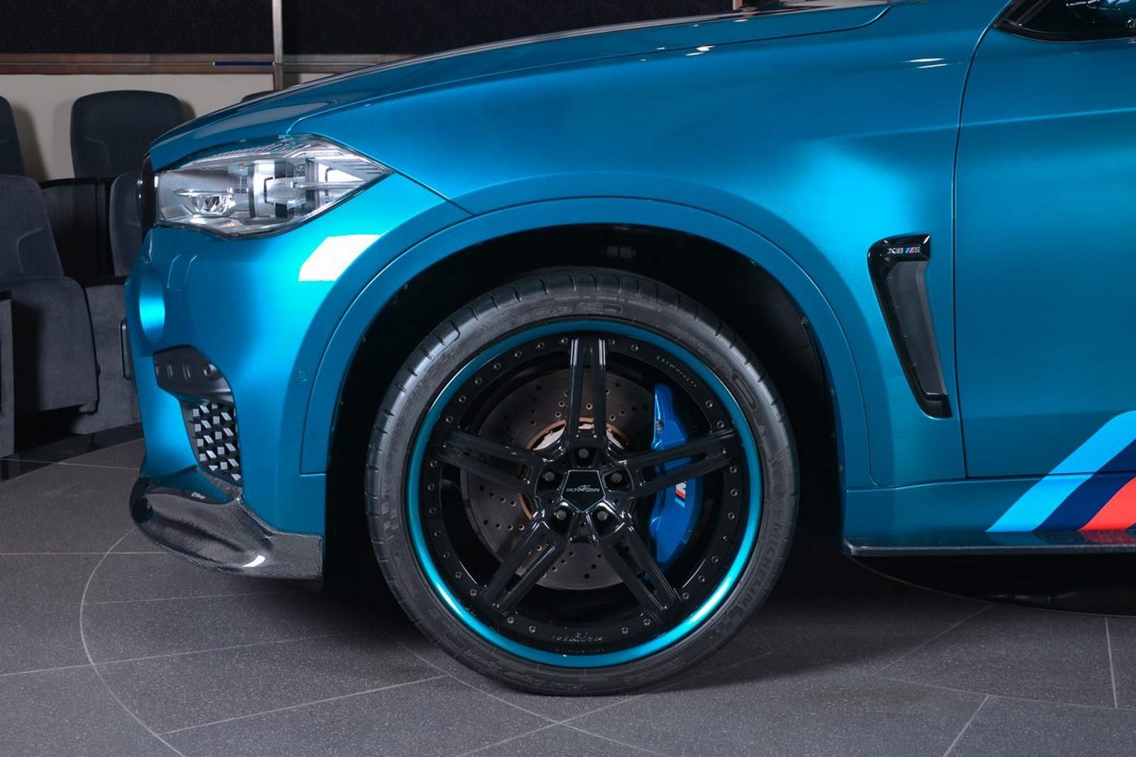 BMW Abu Dhabi X6M-9