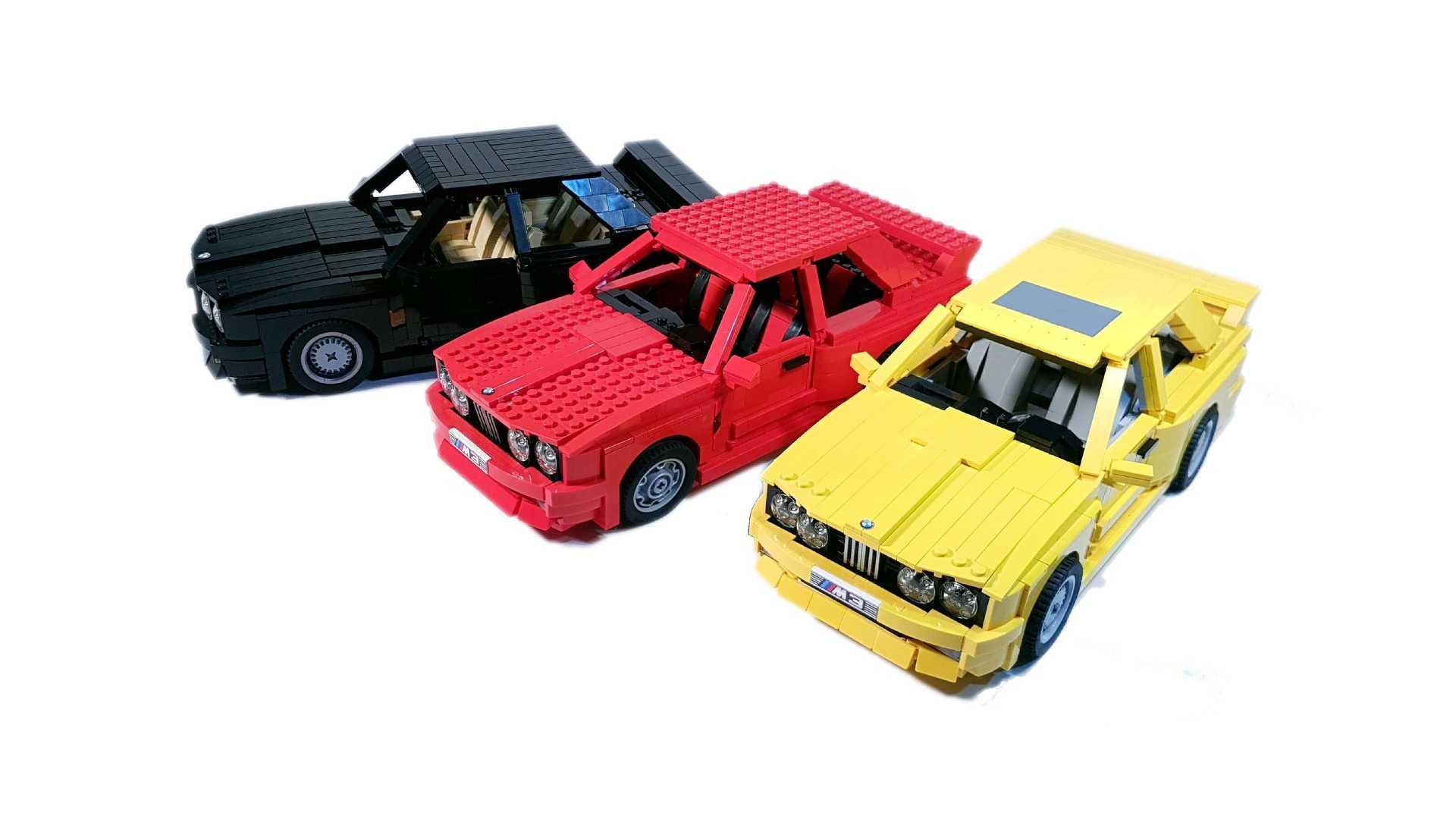 BMW E30 M3 Lego Ideas (1)