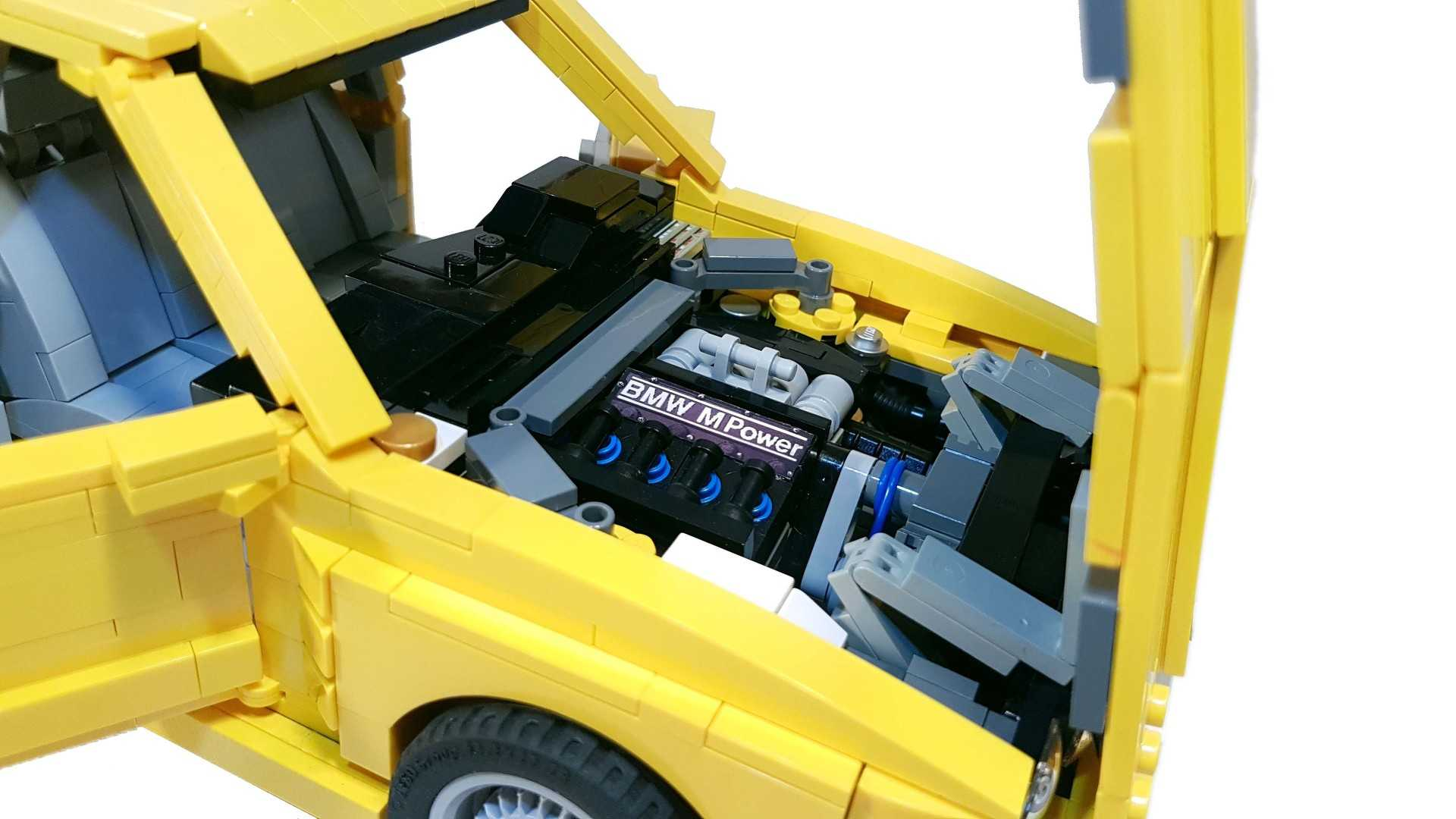 BMW E30 M3 Lego Ideas (11)