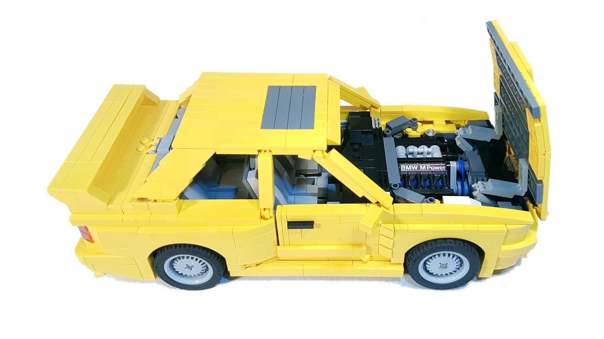 BMW E30 M3 Lego Ideas (12)