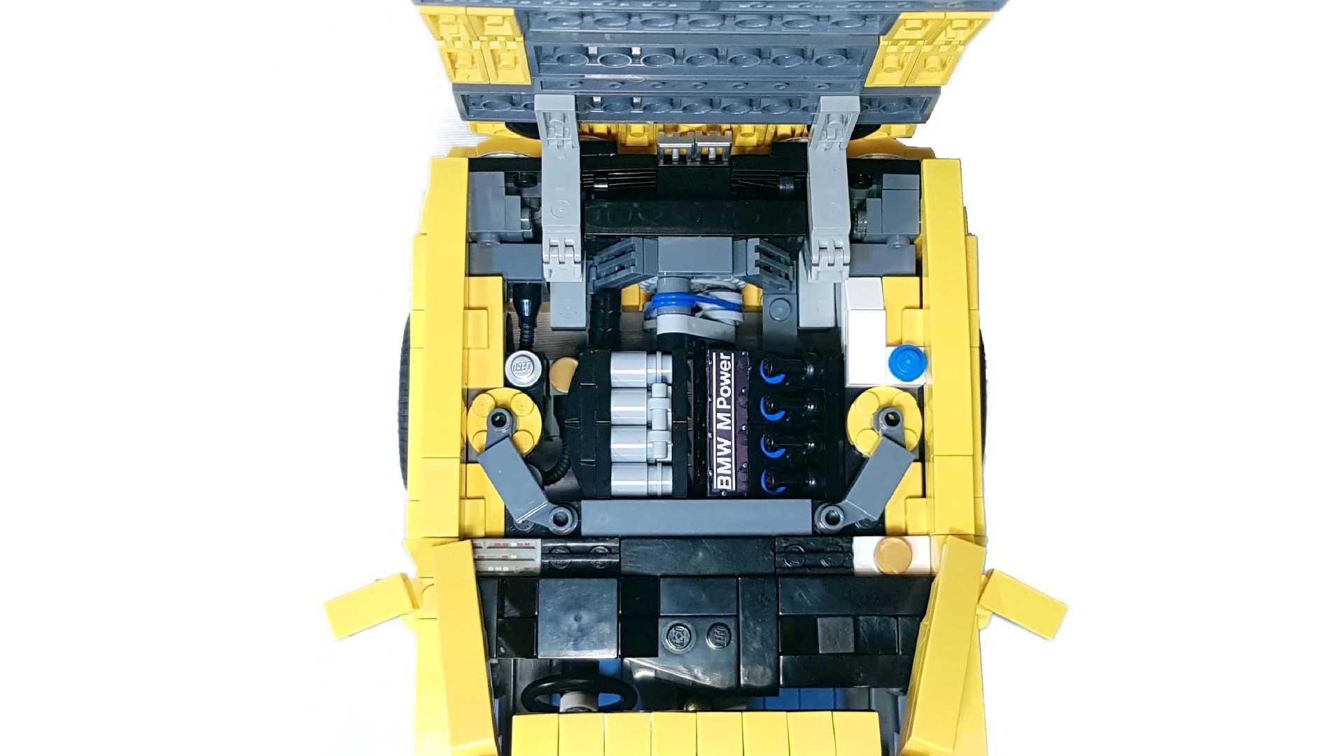 BMW E30 M3 Lego Ideas (13)