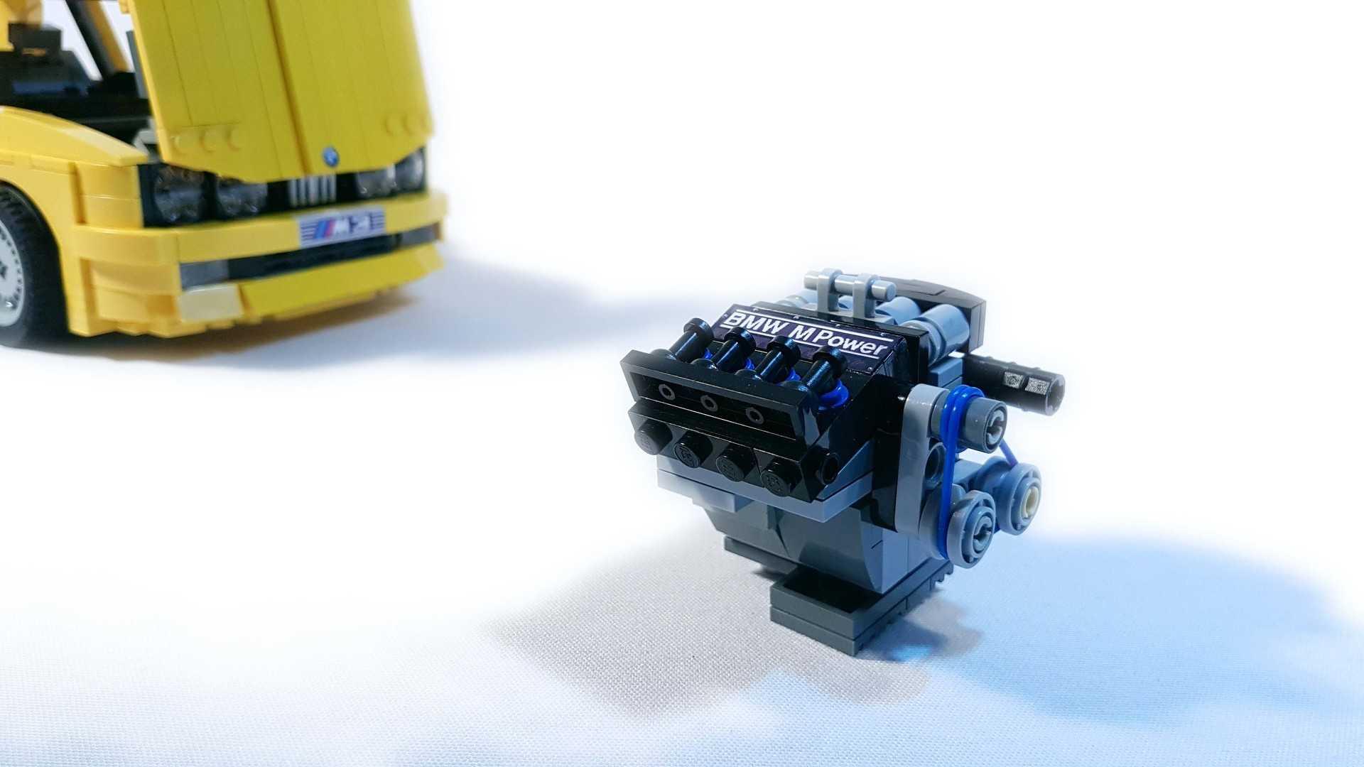 BMW E30 M3 Lego Ideas (16)