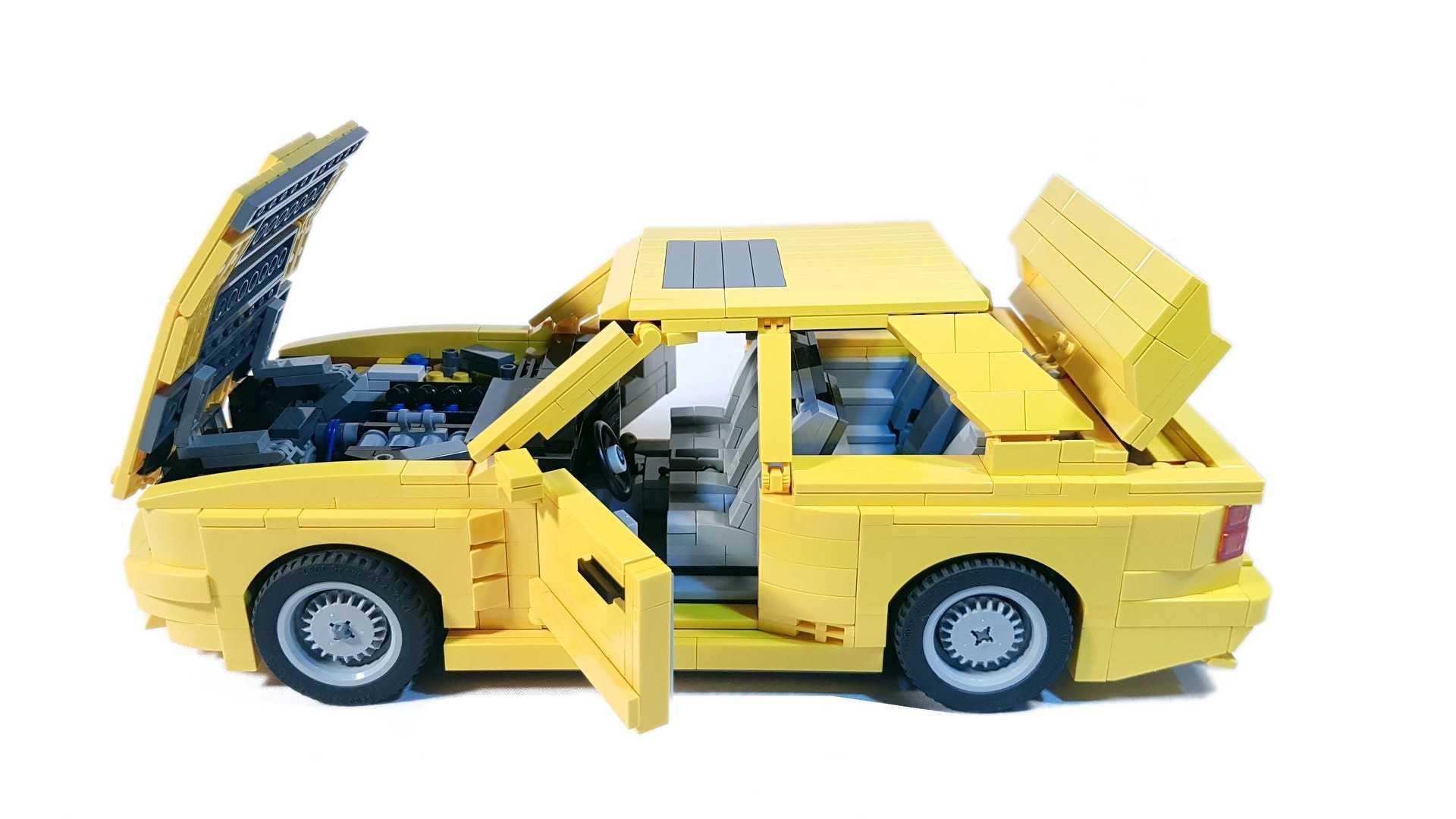 BMW E30 M3 Lego Ideas (17)