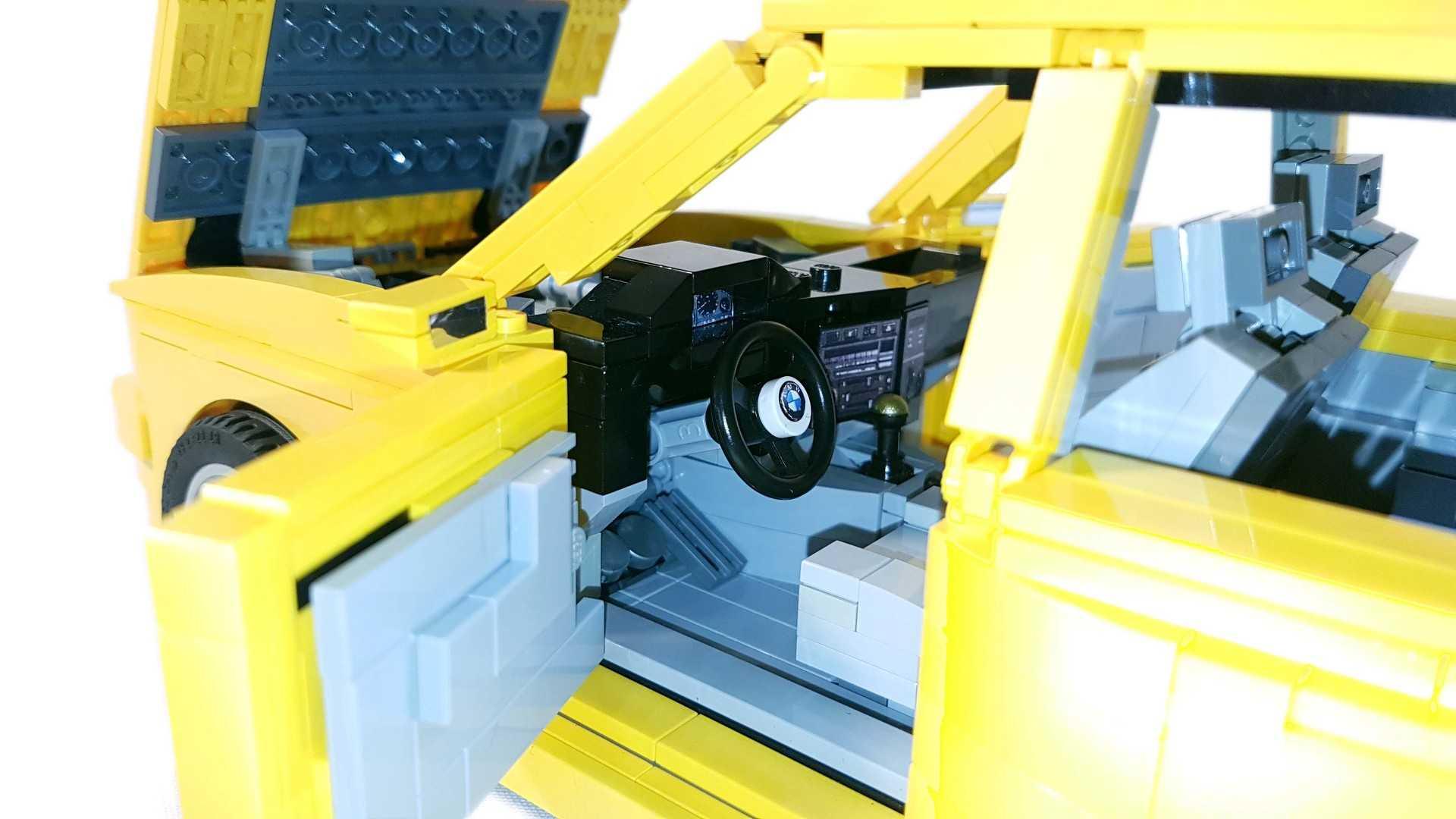 BMW E30 M3 Lego Ideas (18)