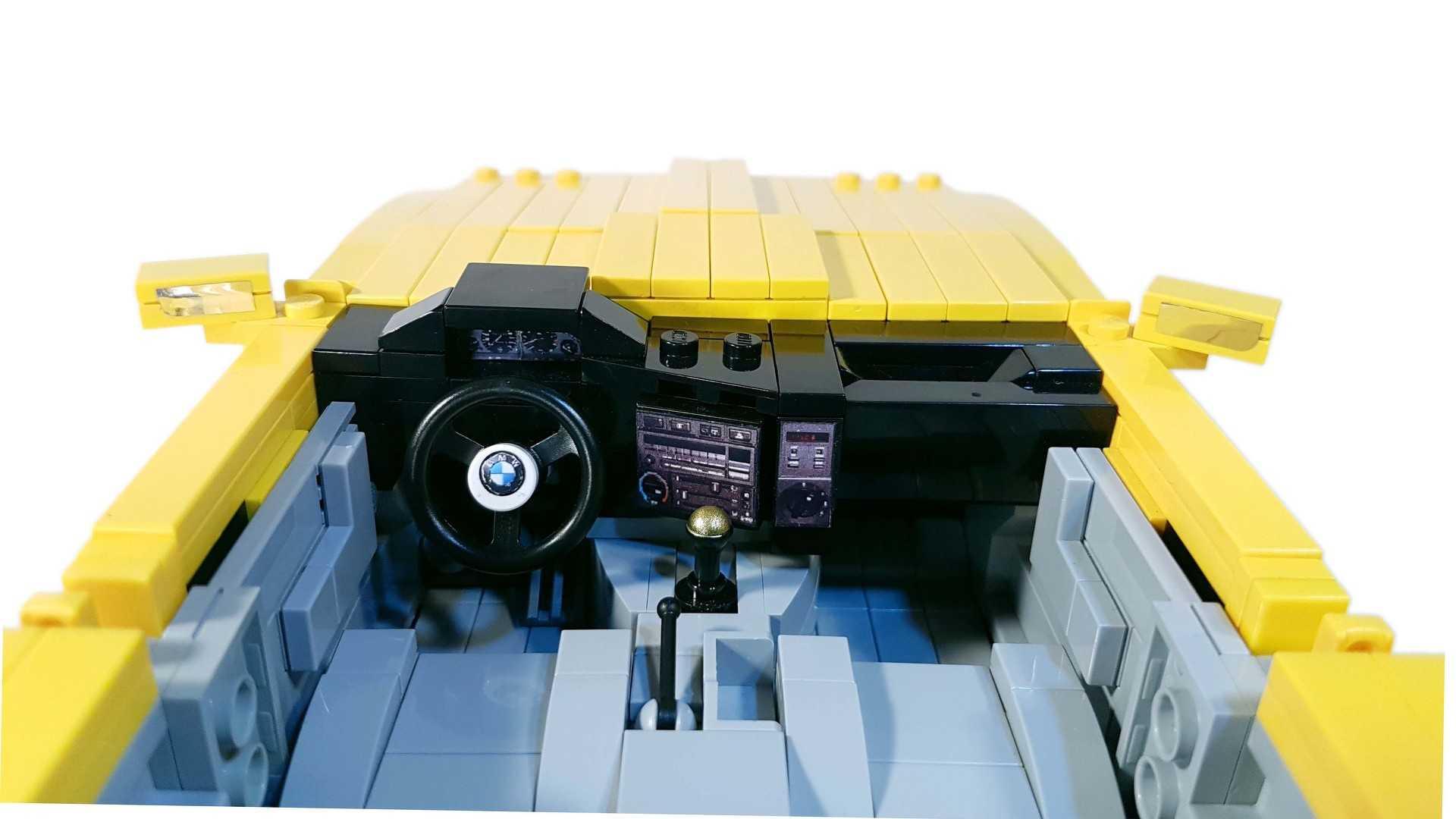 BMW E30 M3 Lego Ideas (19)