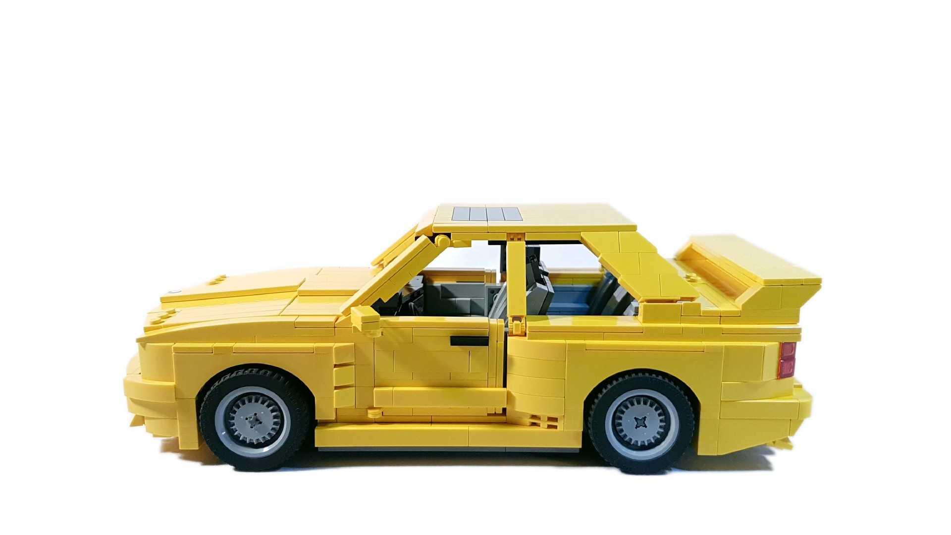 BMW E30 M3 Lego Ideas (2)