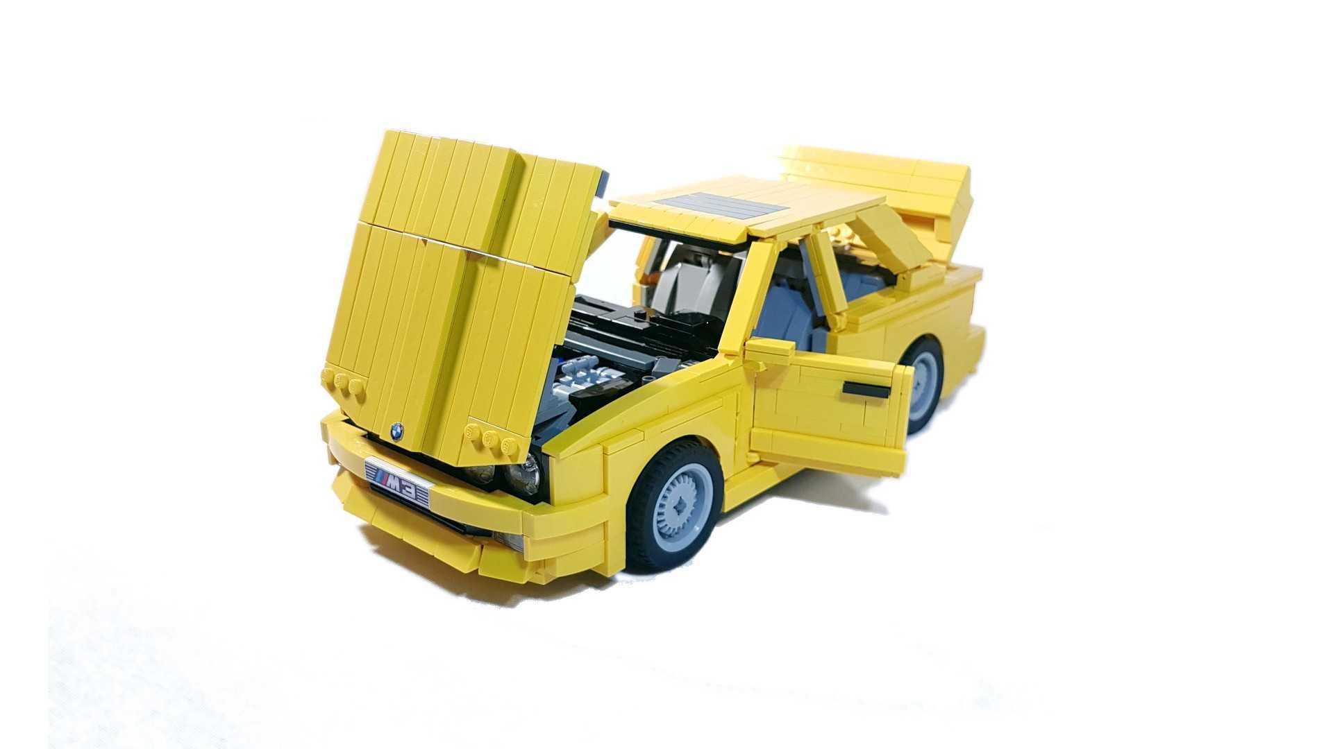BMW E30 M3 Lego Ideas (22)