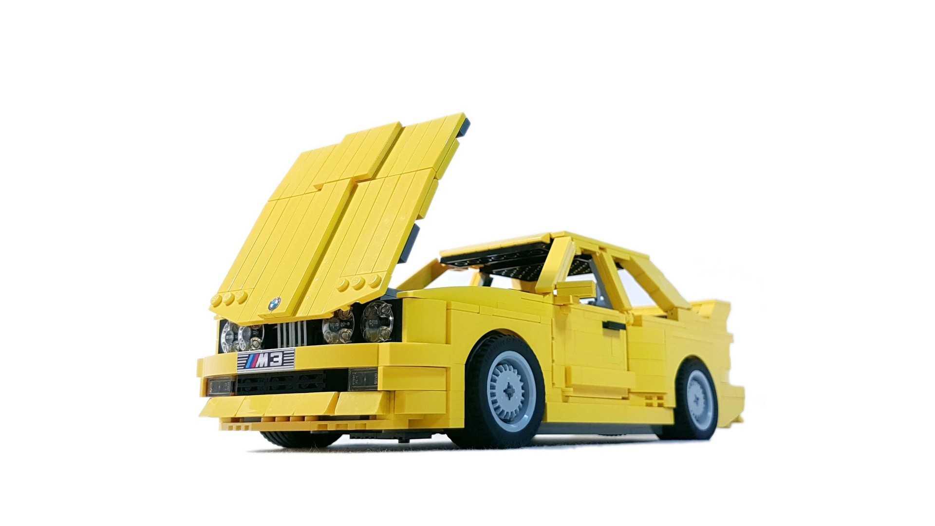BMW E30 M3 Lego Ideas (23)