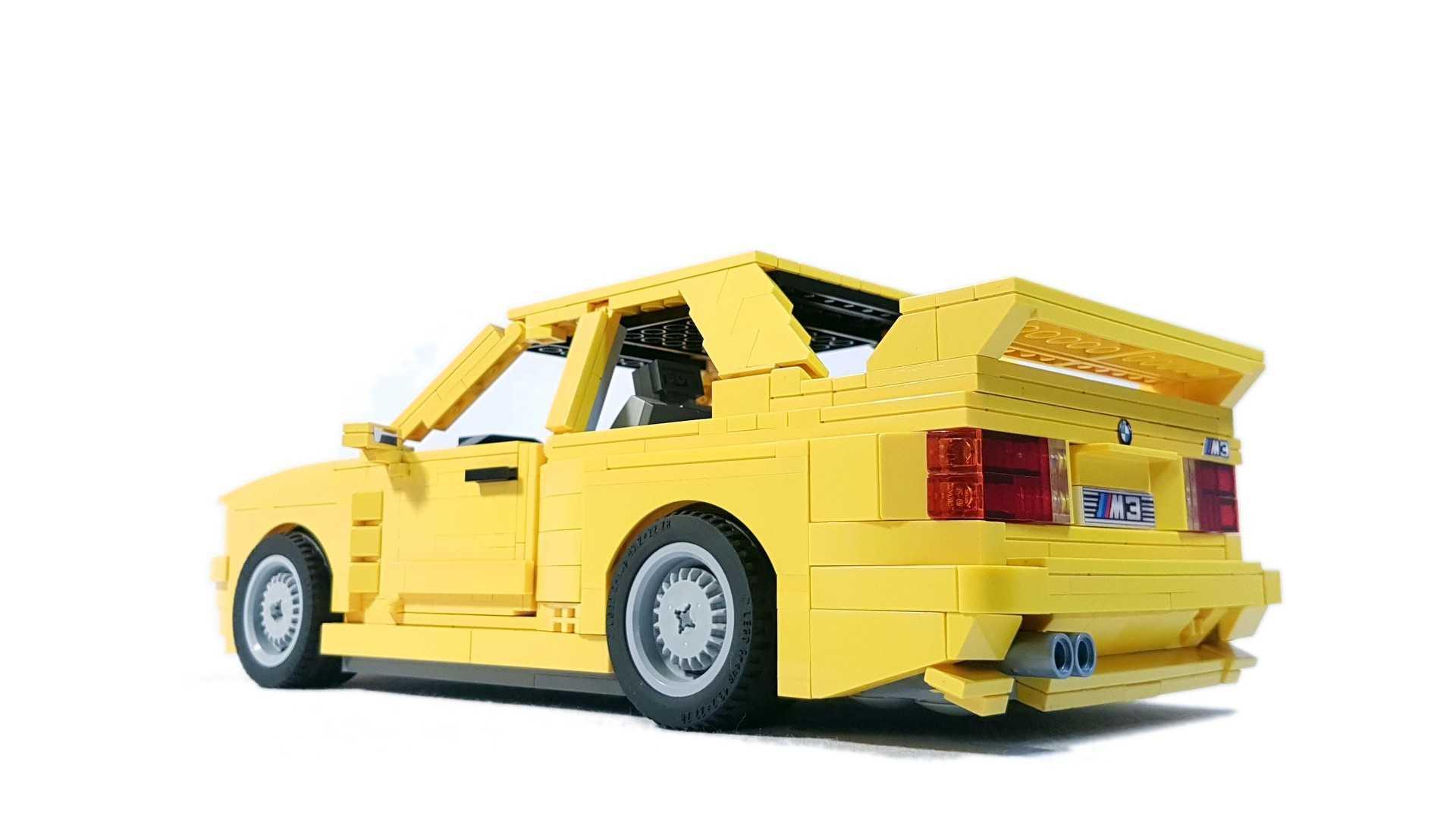 BMW E30 M3 Lego Ideas (25)