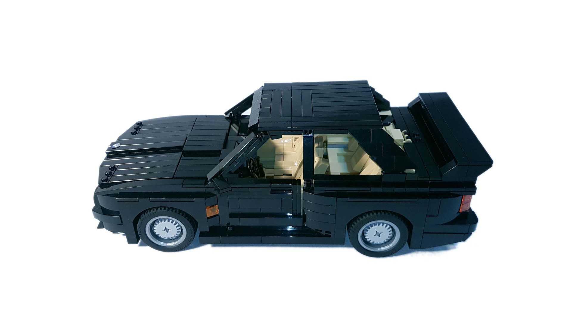 BMW E30 M3 Lego Ideas (28)