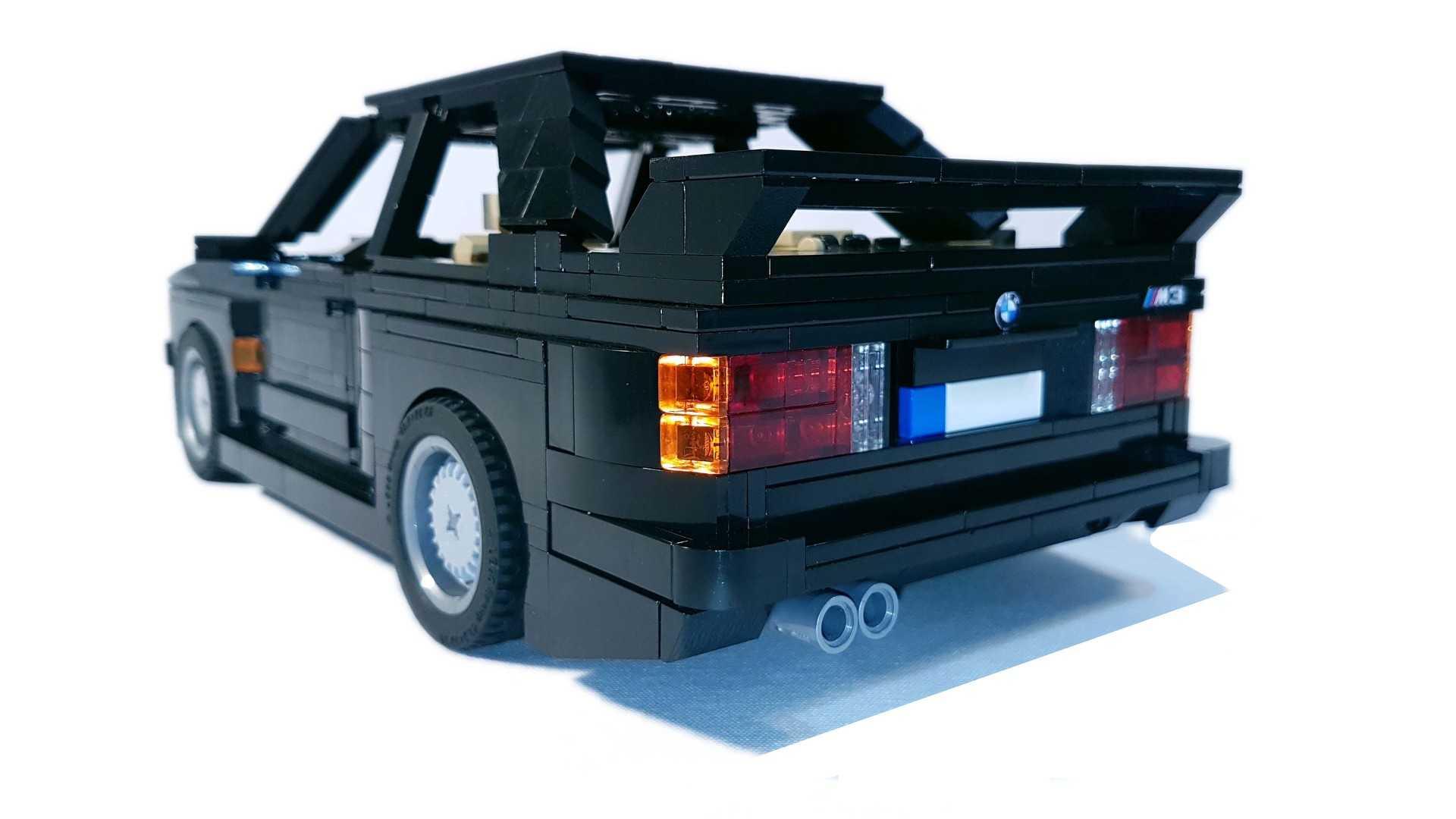 BMW E30 M3 Lego Ideas (29)