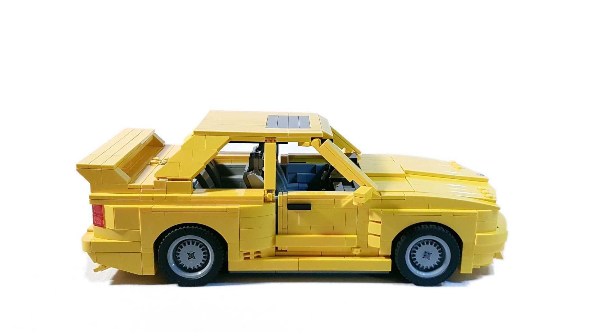 BMW E30 M3 Lego Ideas (3)