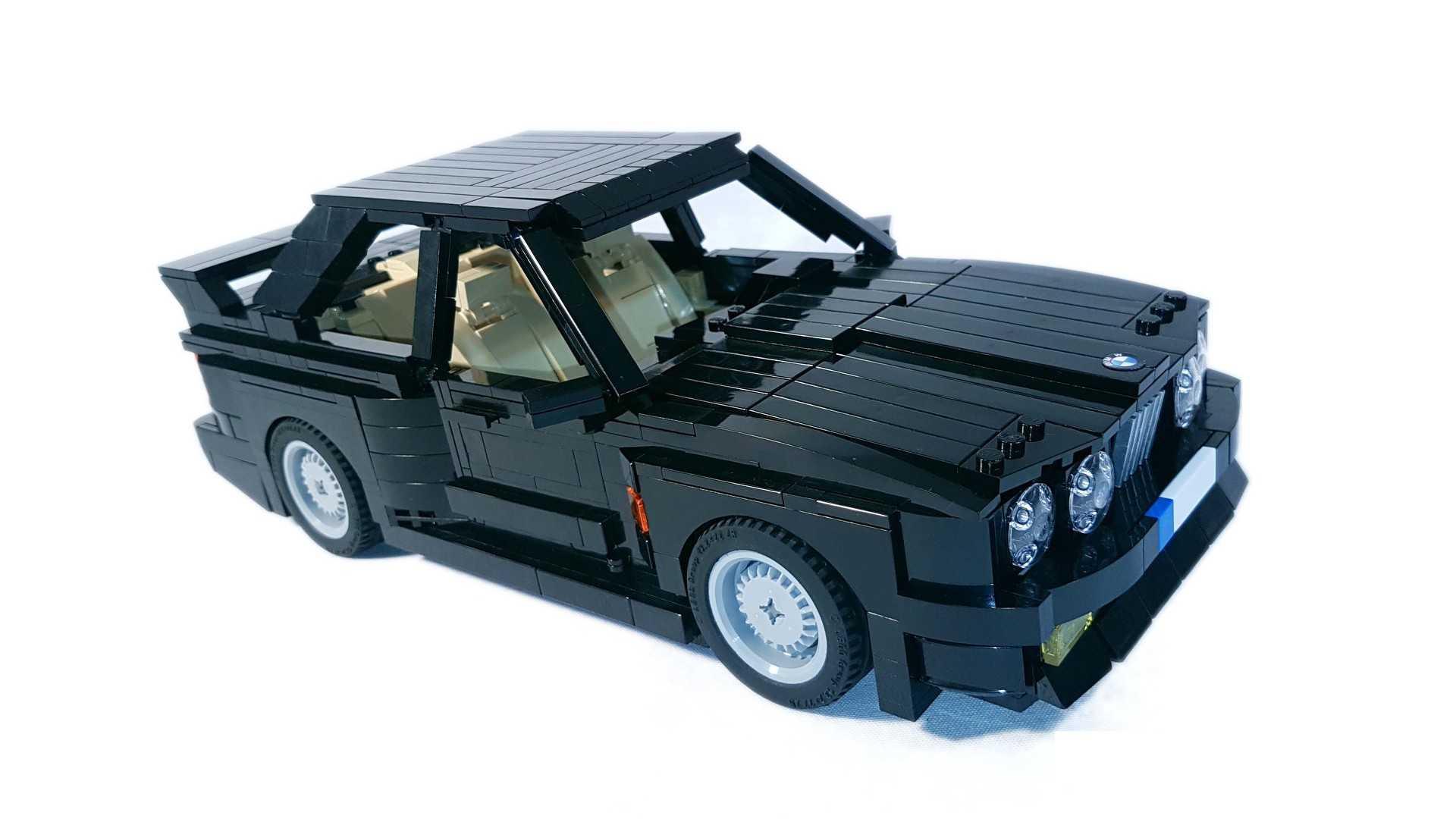 BMW E30 M3 Lego Ideas (30)