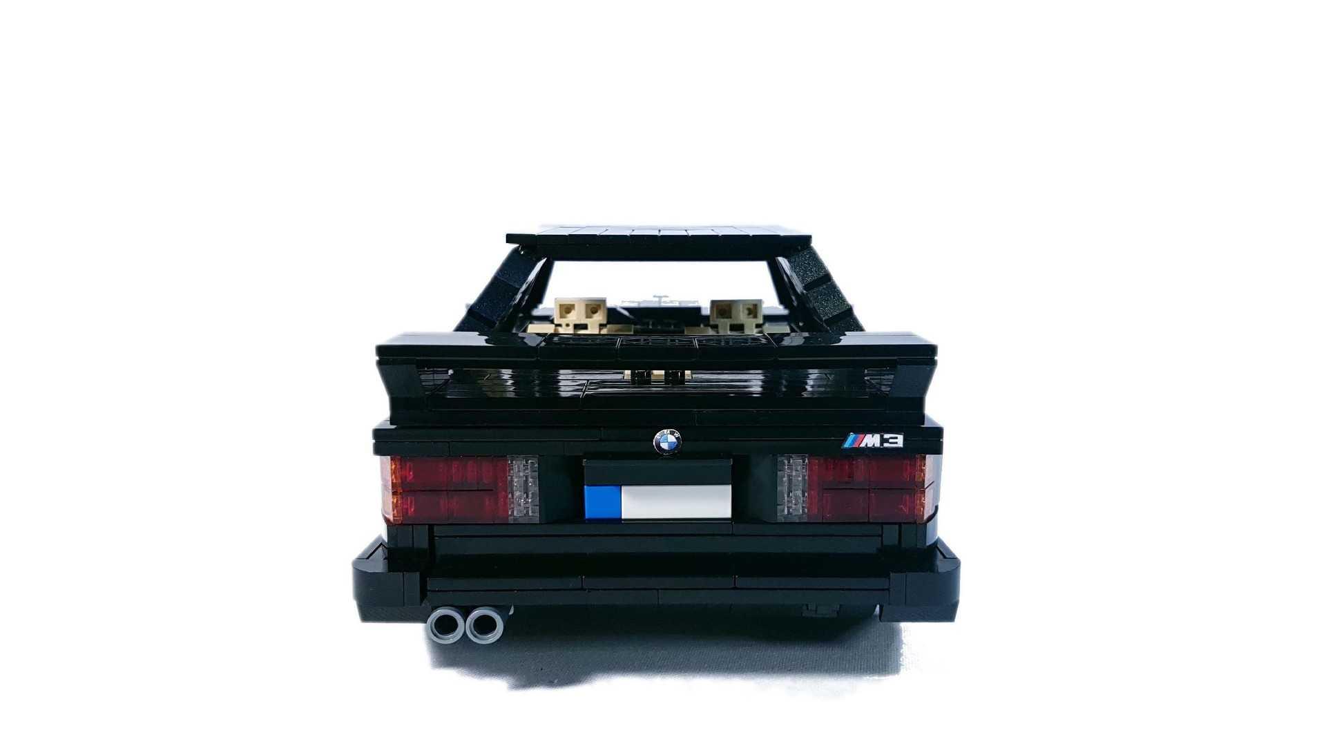 BMW E30 M3 Lego Ideas (33)
