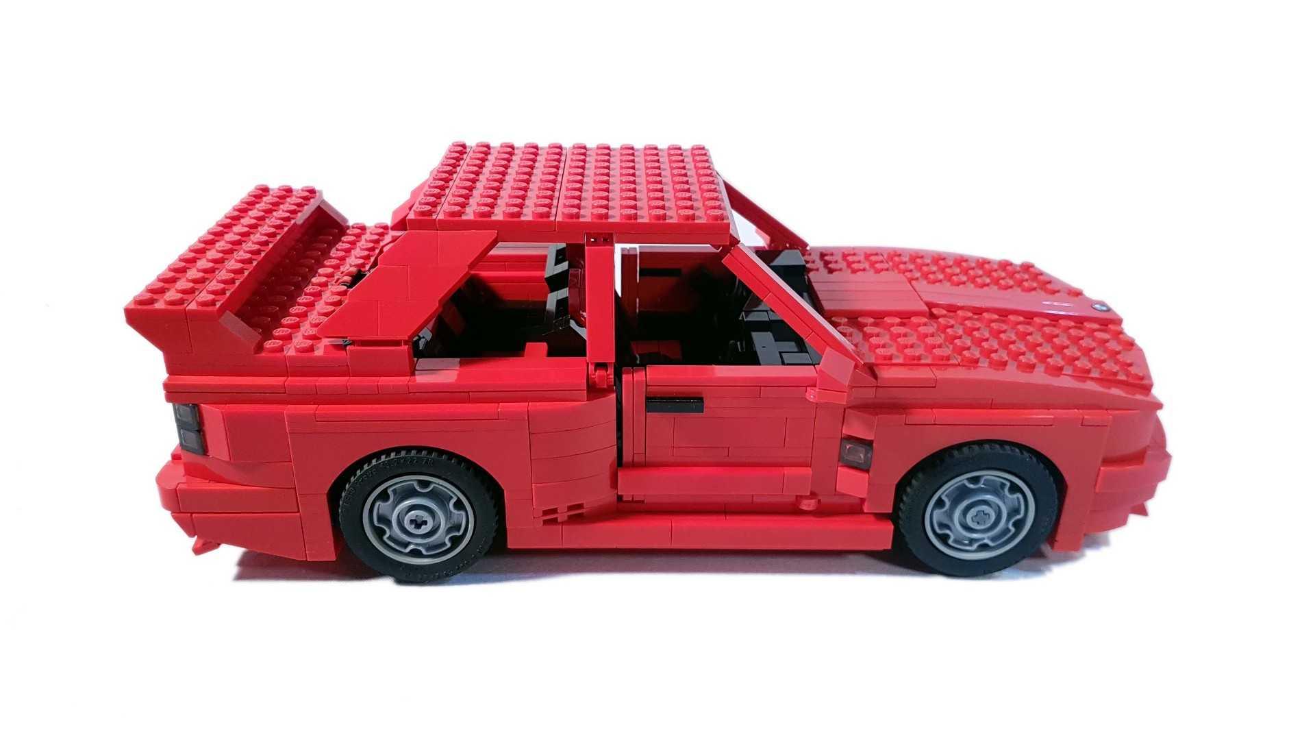 BMW E30 M3 Lego Ideas (34)