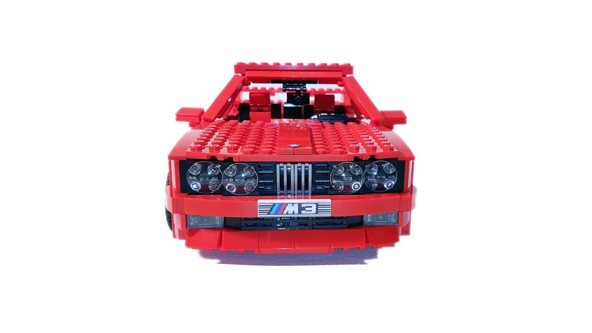 BMW E30 M3 Lego Ideas (35)