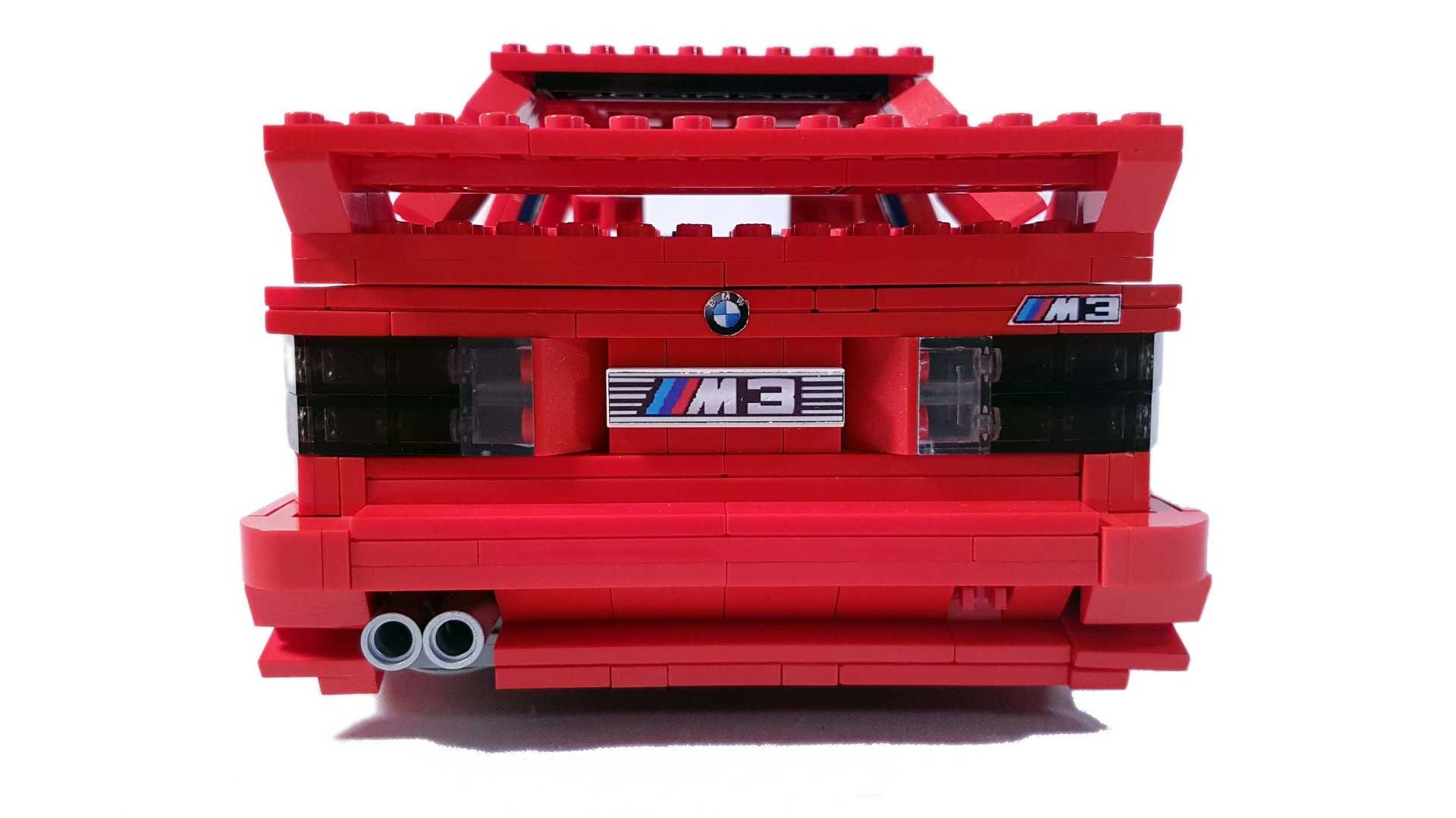 BMW E30 M3 Lego Ideas (38)