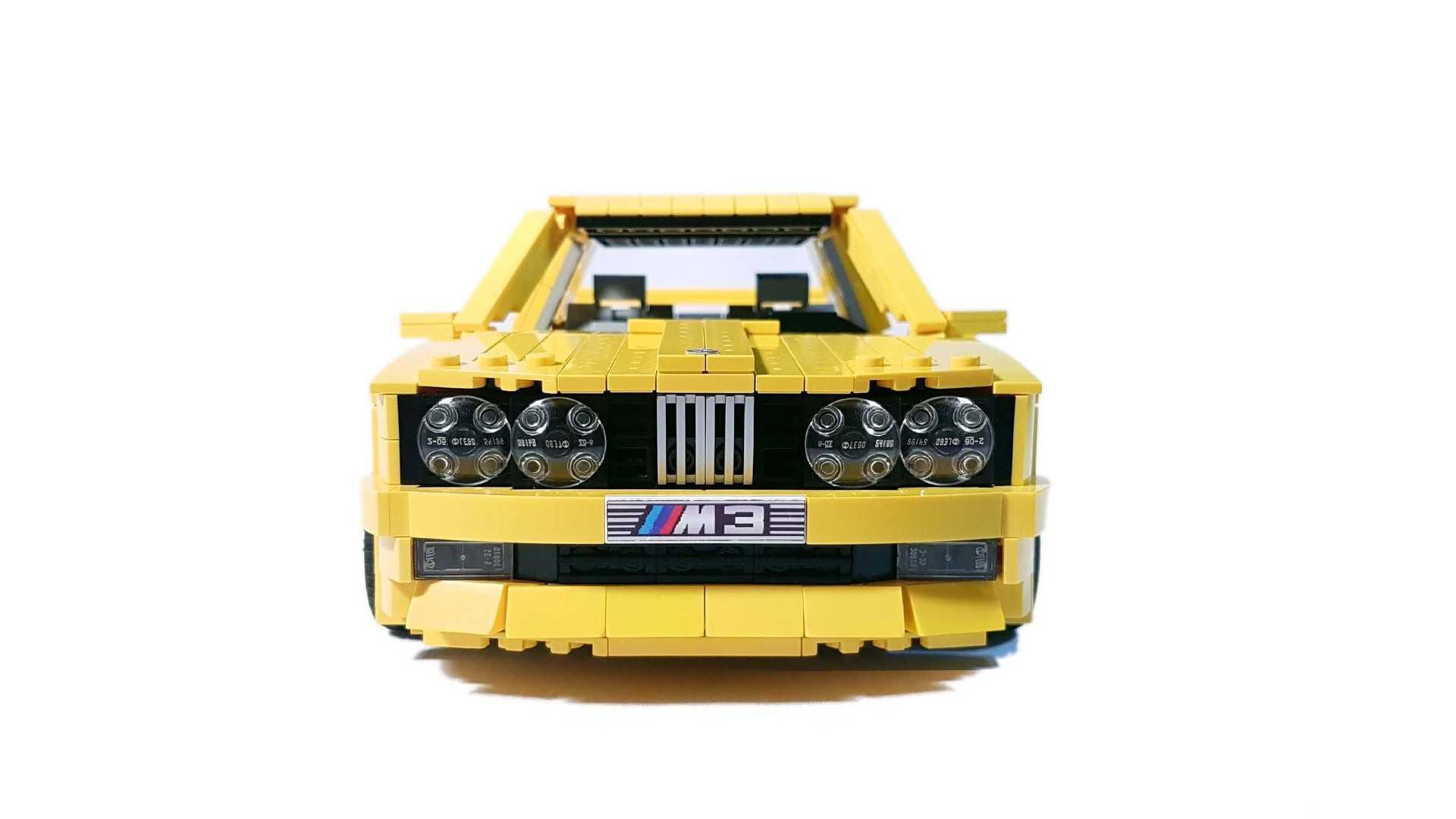 BMW E30 M3 Lego Ideas (4)