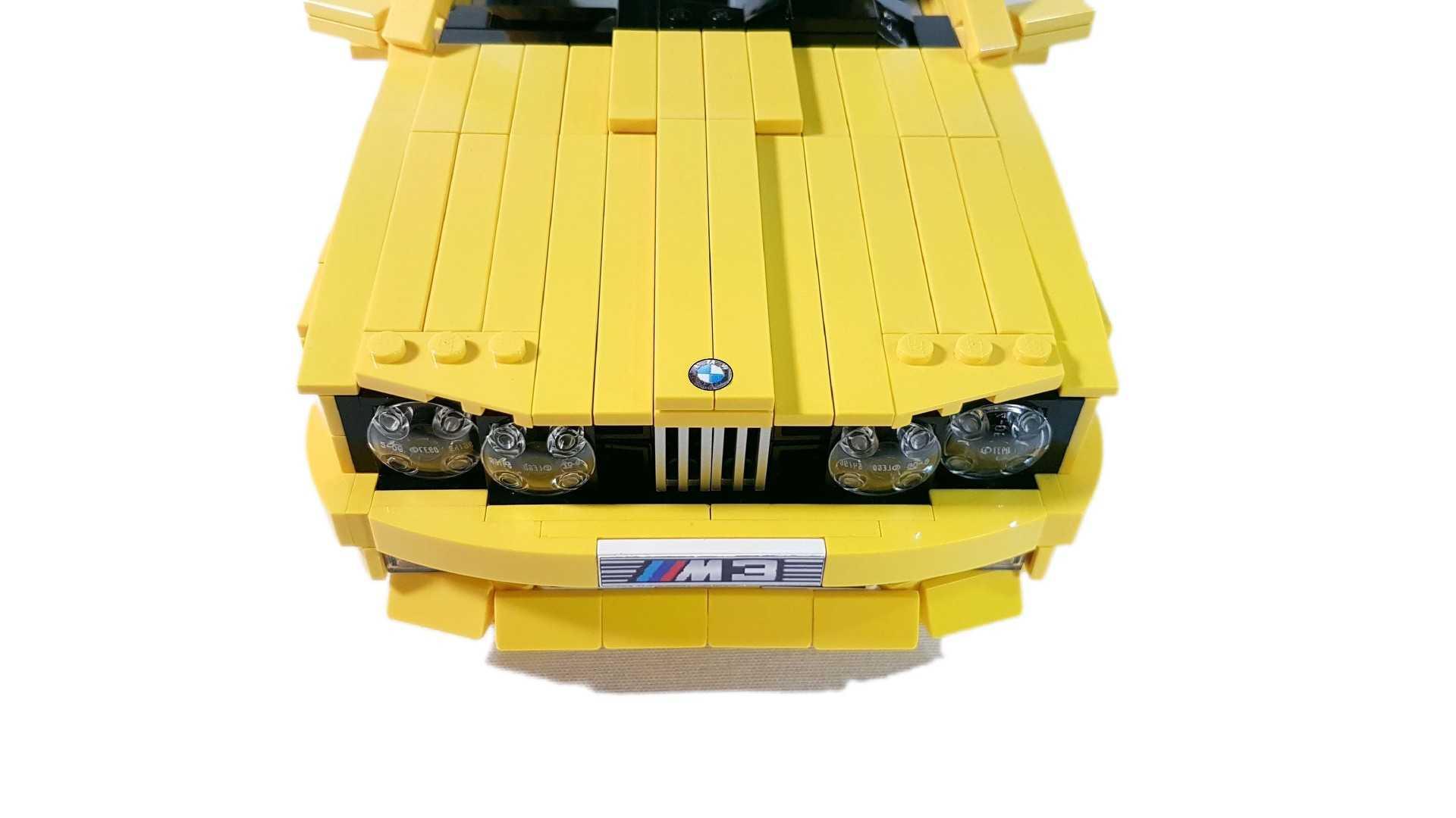 BMW E30 M3 Lego Ideas (5)