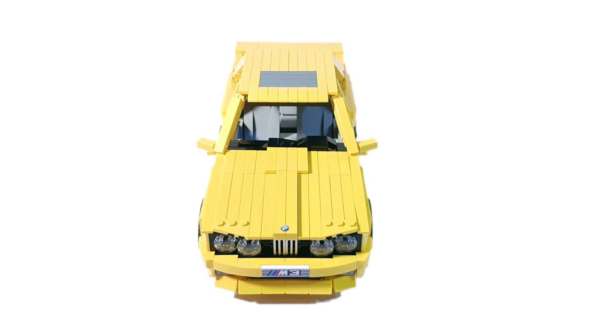 BMW E30 M3 Lego Ideas (6)