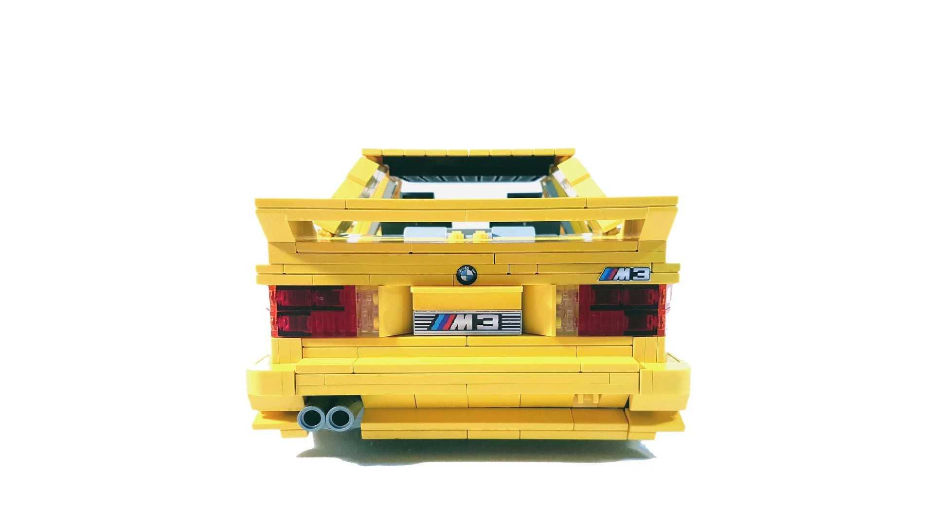 BMW E30 M3 Lego Ideas (7)