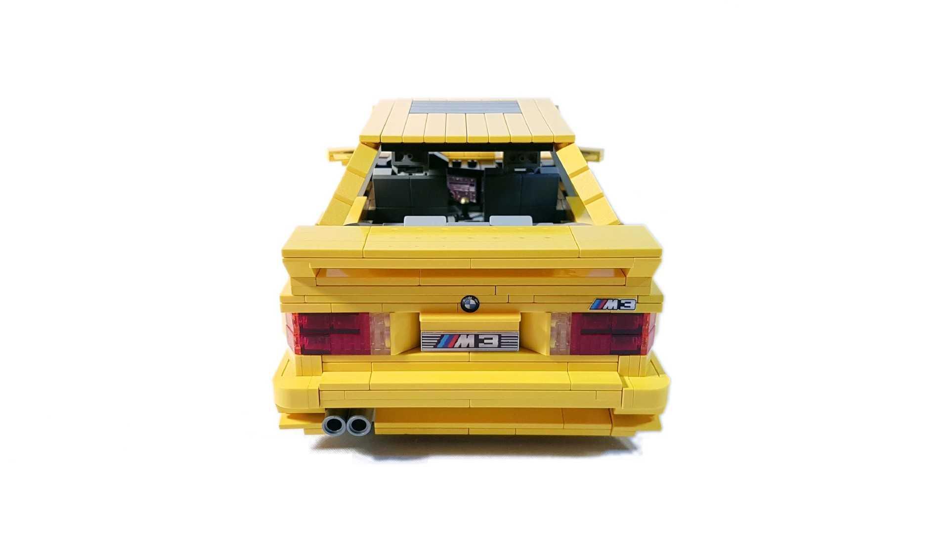 BMW E30 M3 Lego Ideas (8)