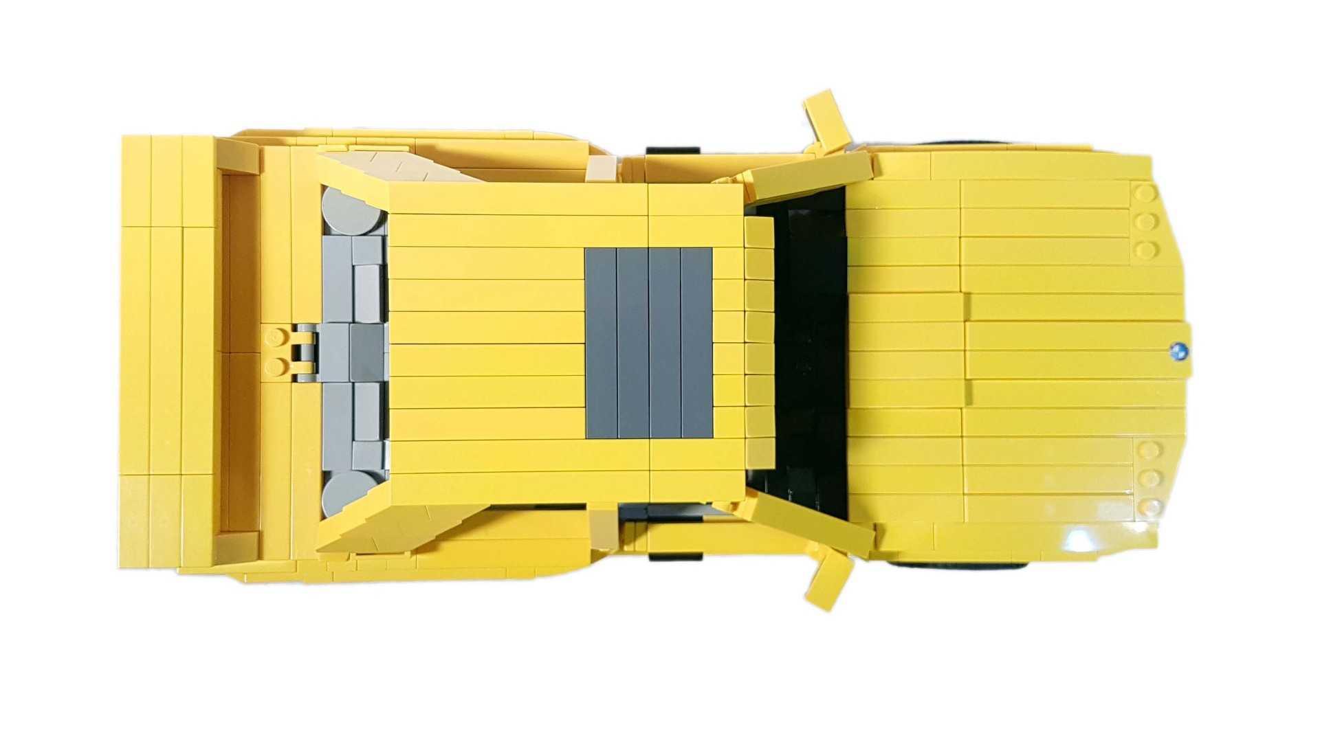 BMW E30 M3 Lego Ideas (9)