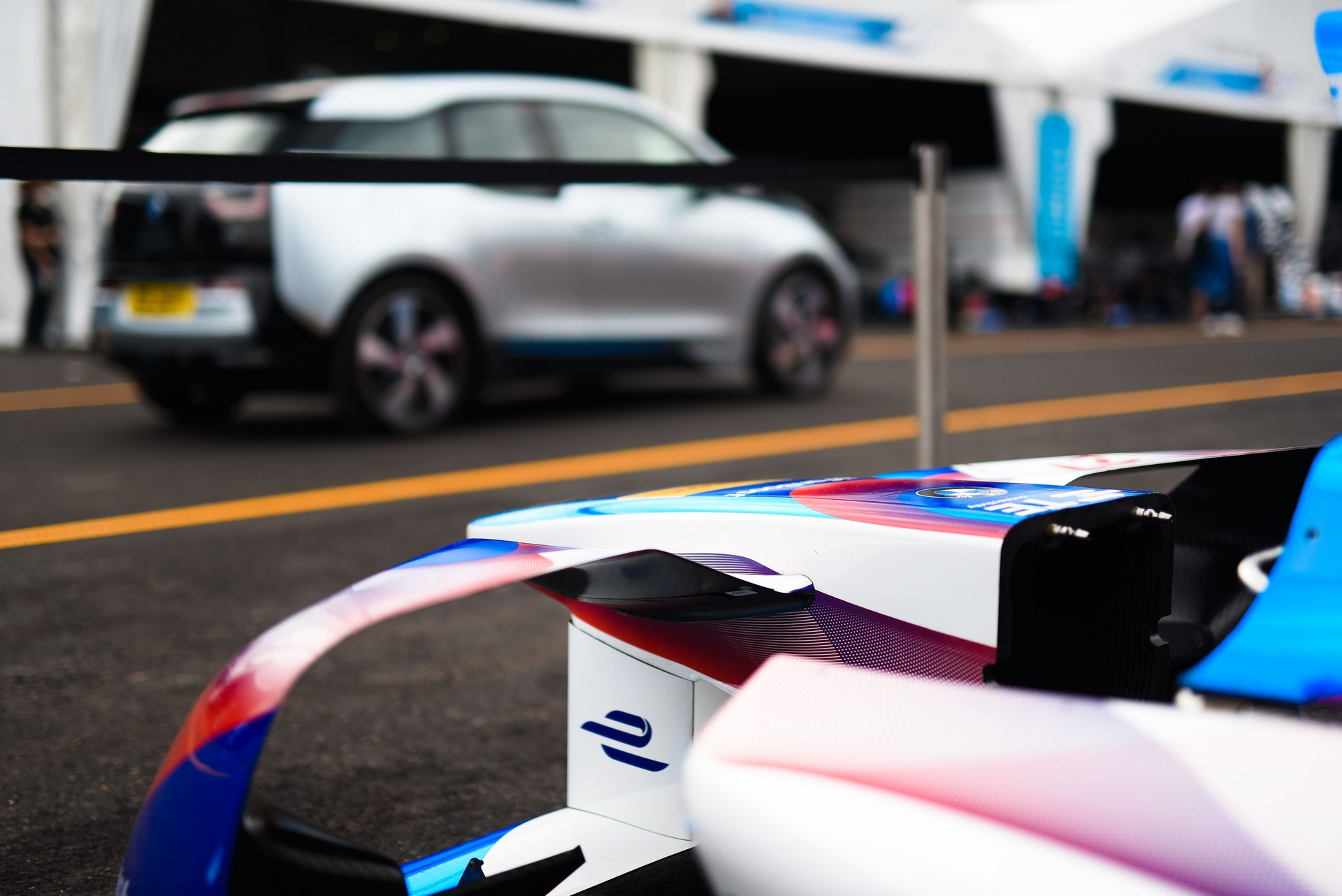 | Photographer: Dan Bathie| Event: Hong Kong ePrix| Circuit: Hong Kong| Location: Hong Kong| Series: FIA Formula E| Season: 2016-2017| Country: HK| | Team: MS Amlin Andretti| Car: ATEC-02|