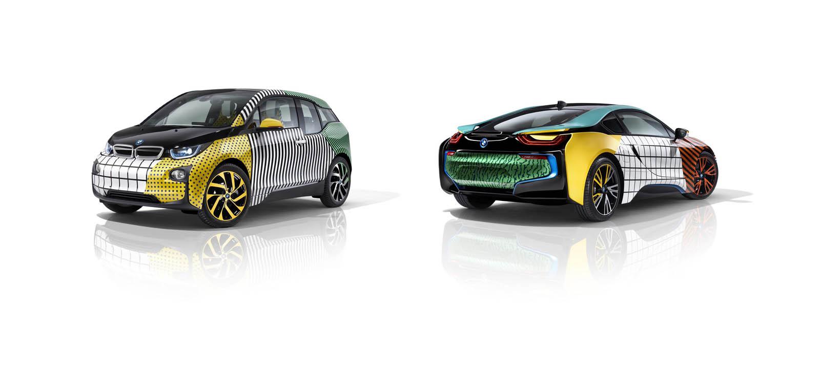 BMW i3 and i8 by Garage Italia Customs (17)