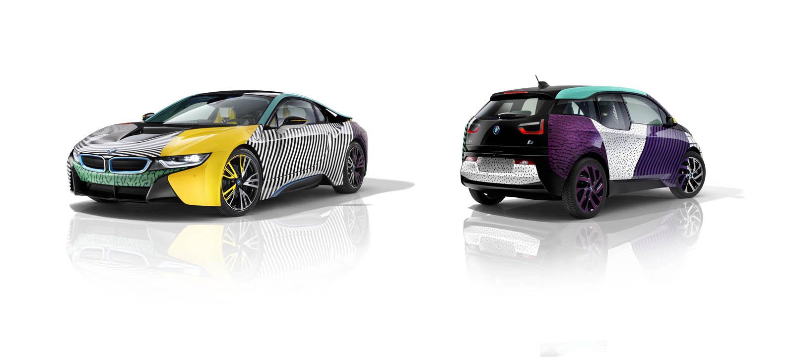 BMW i3 and i8 by Garage Italia Customs (18)