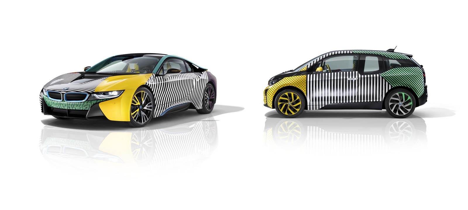 BMW i3 and i8 by Garage Italia Customs (19)