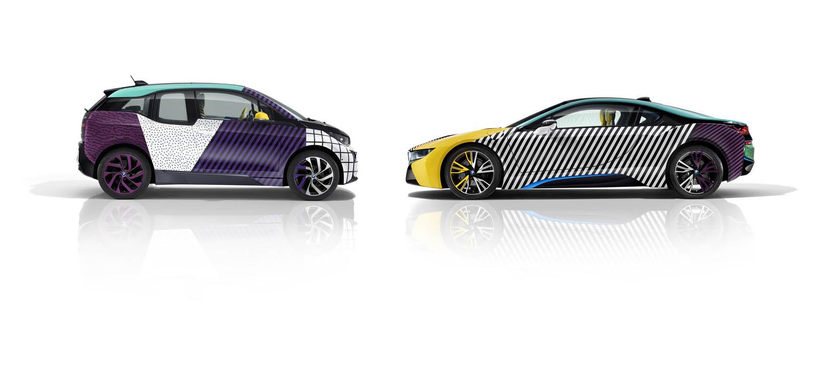 BMW i3 and i8 by Garage Italia Customs (21)