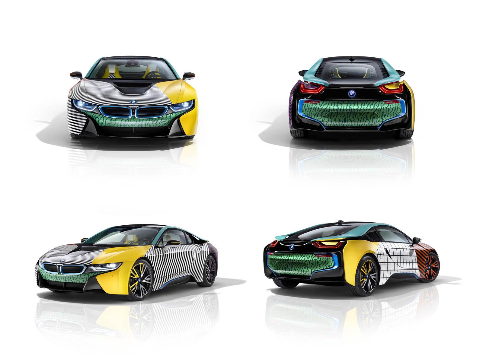 BMW i3 and i8 by Garage Italia Customs (23)