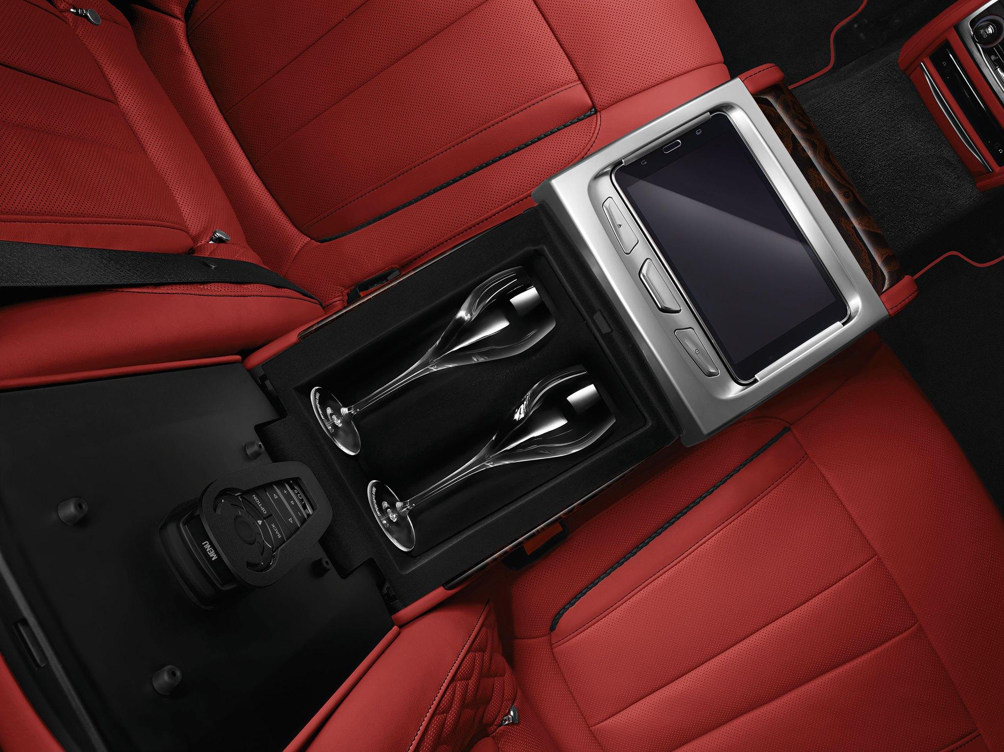 BMW Individual 7 Series interior (4)