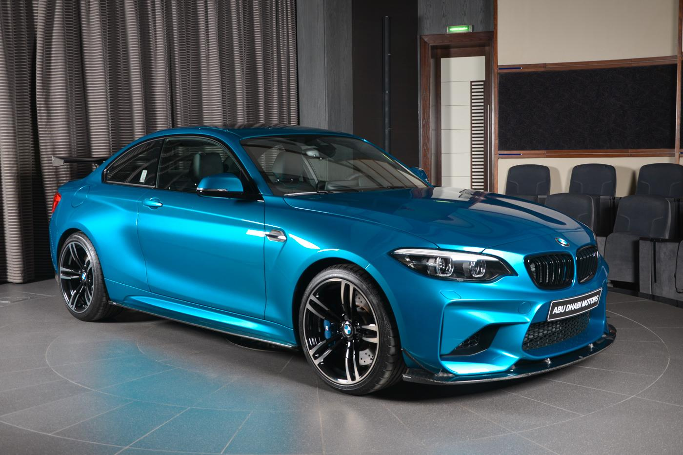 BMW M2 Long Beach Blue carbon (10)