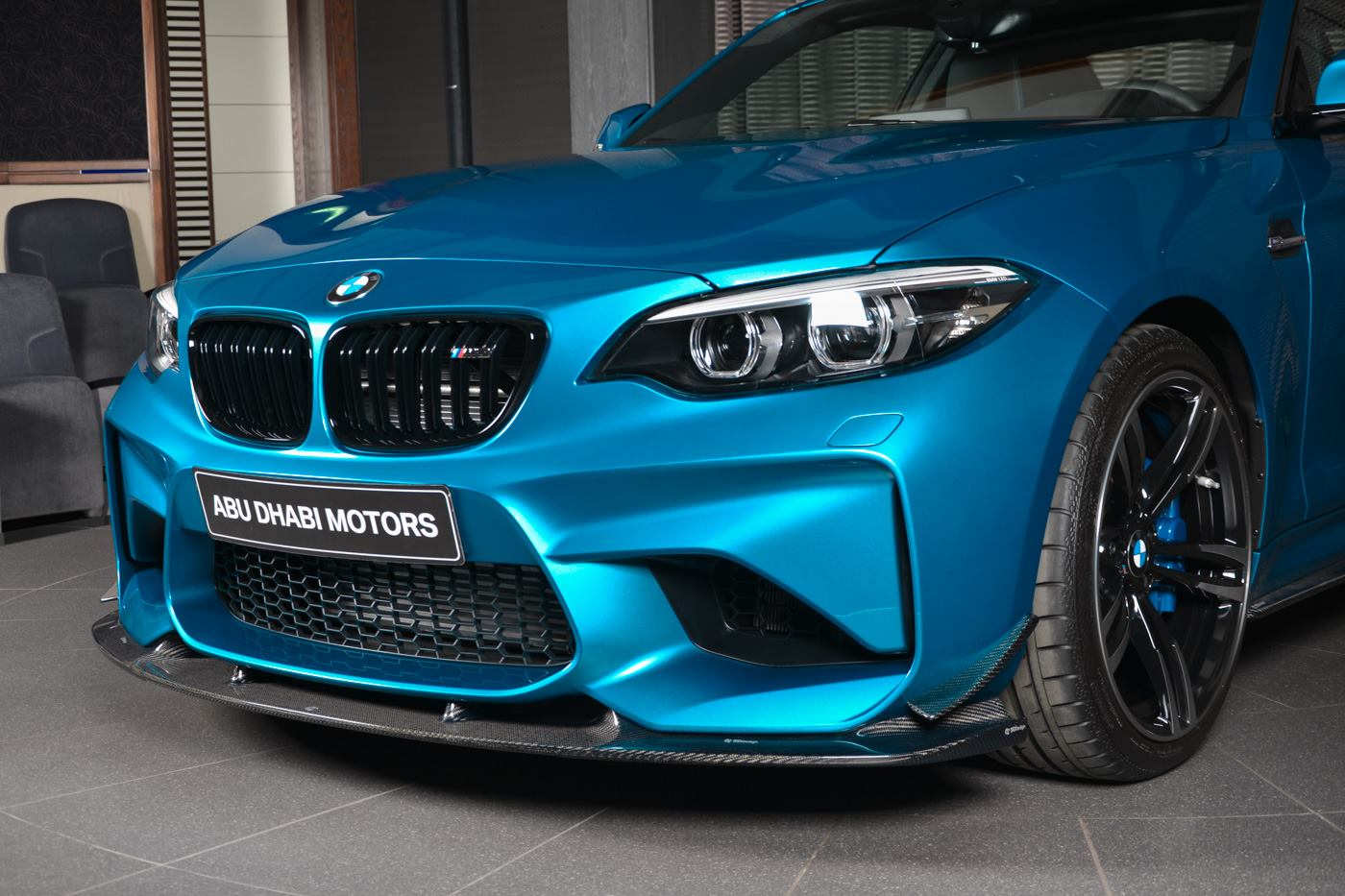 BMW M2 Long Beach Blue carbon (4)