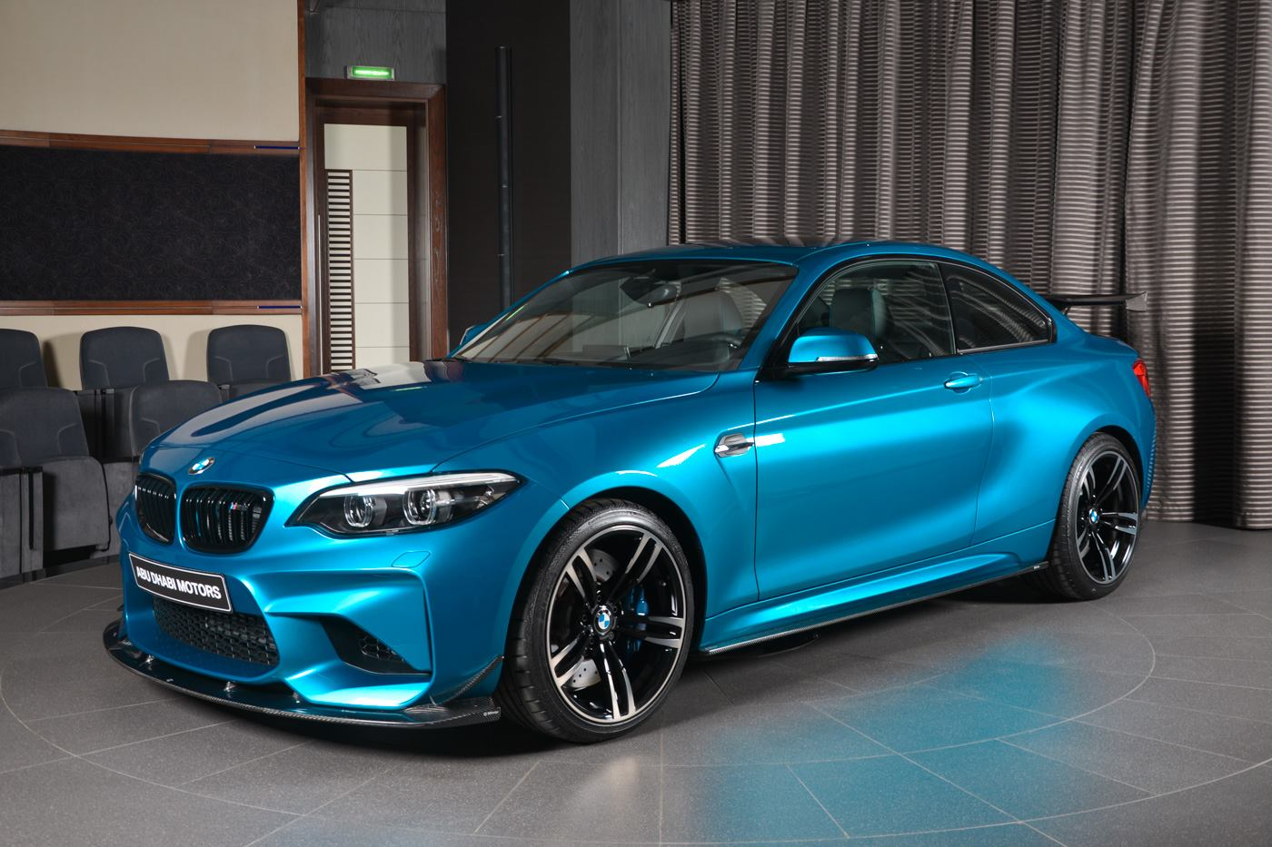 BMW M2 Long Beach Blue carbon (5)