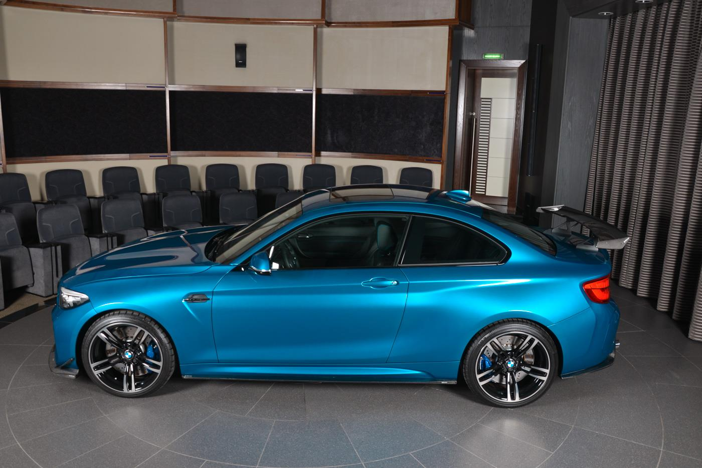 BMW M2 Long Beach Blue carbon (9)