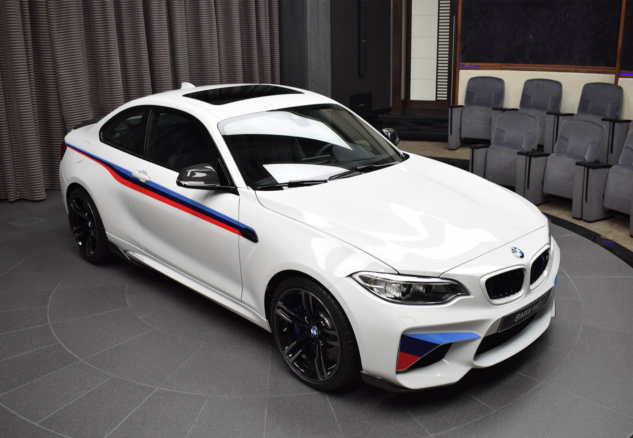 BMW M2 with M Performance parts (11)