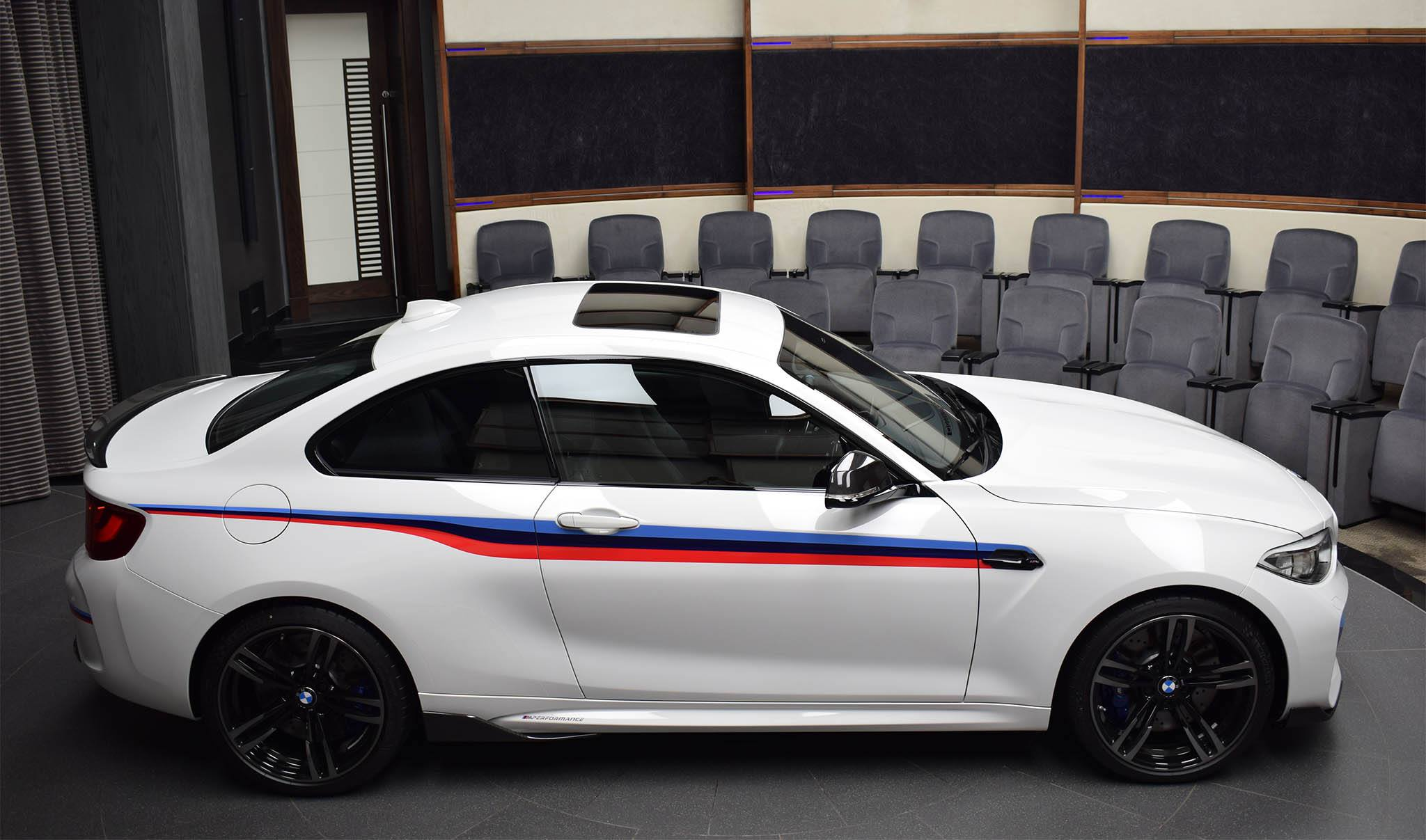 BMW M2 with M Performance parts (12)