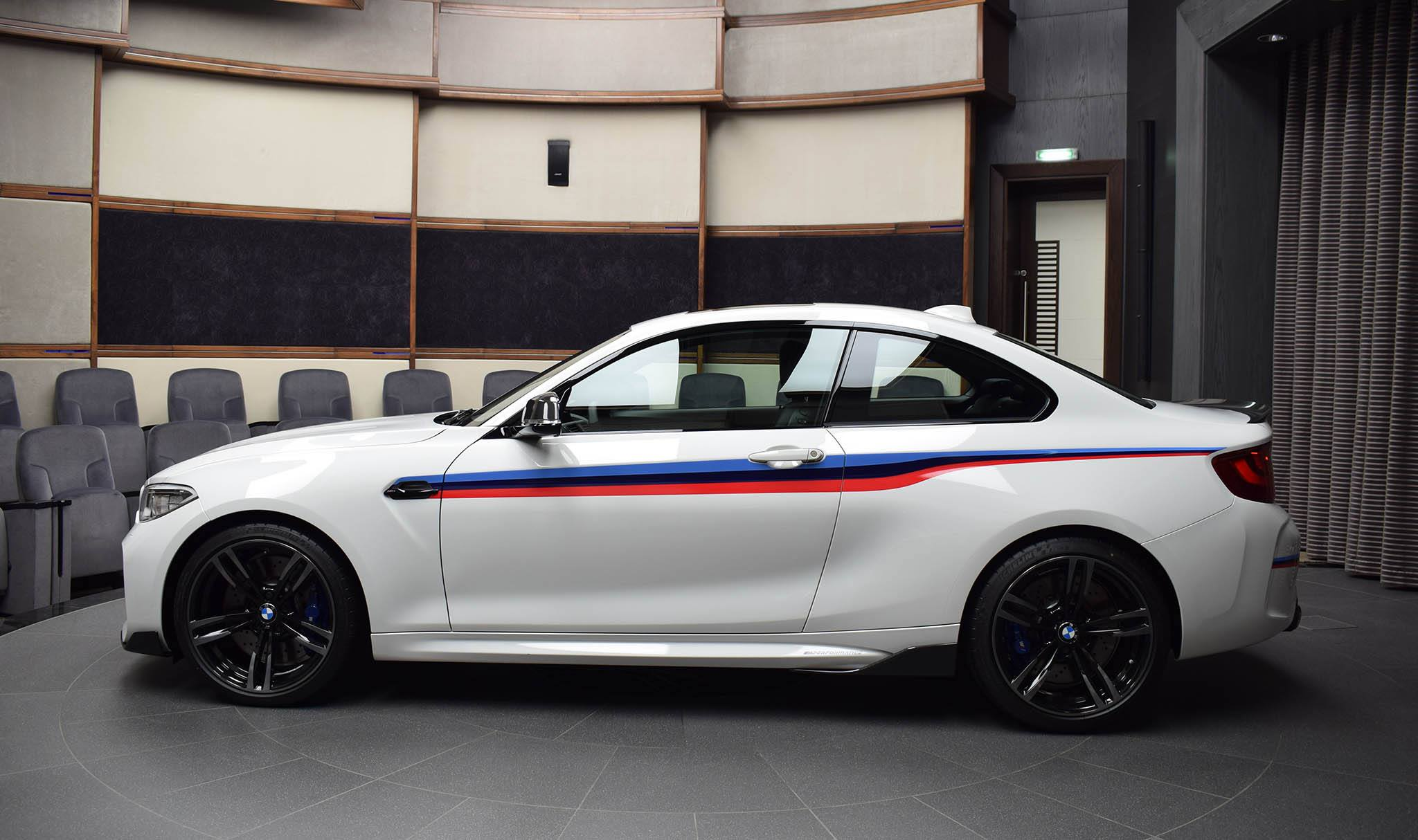 BMW M2 with M Performance parts (14)